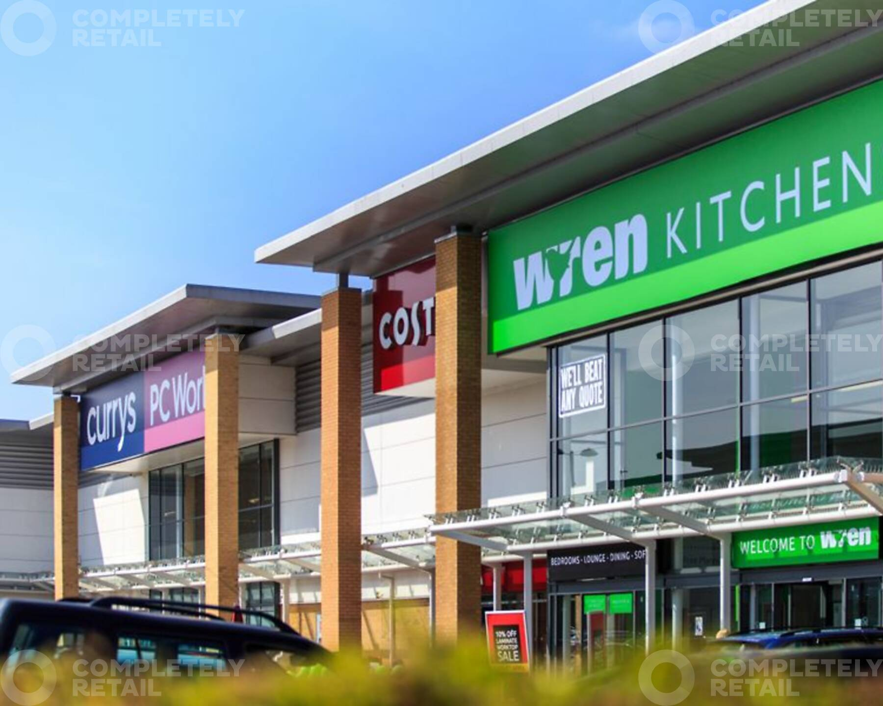 South Aylesford Retail Park
