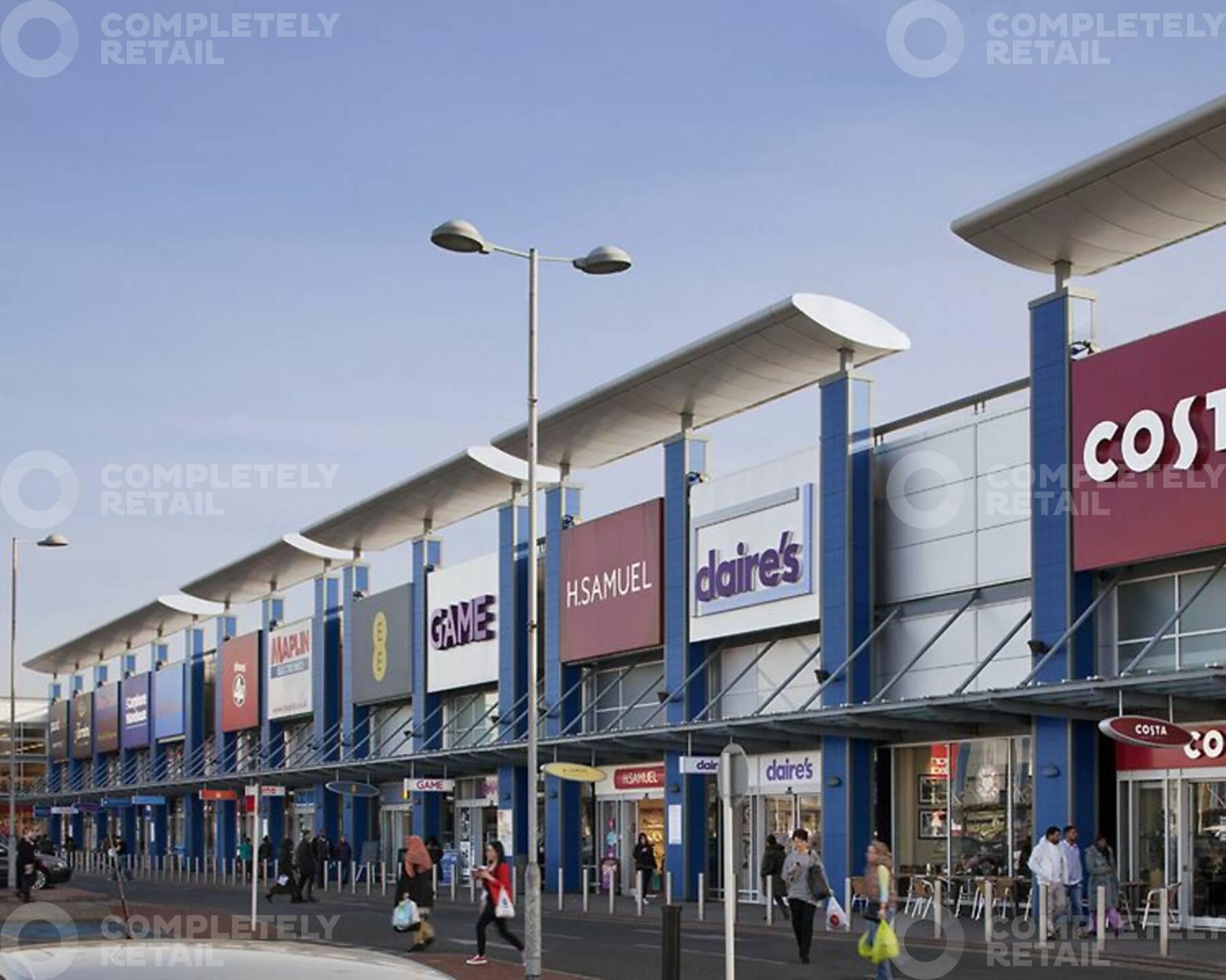 Manchester Fort Shopping Park