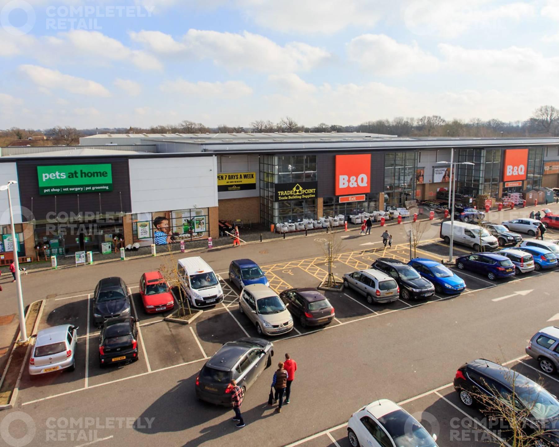 Mid Sussex Retail Park