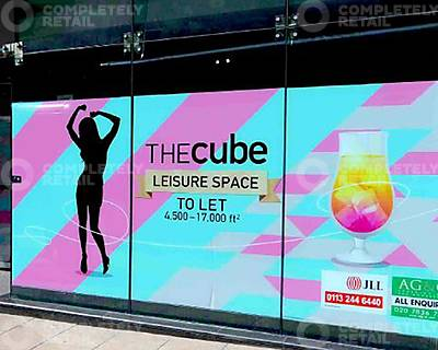 The Cube Leeds
