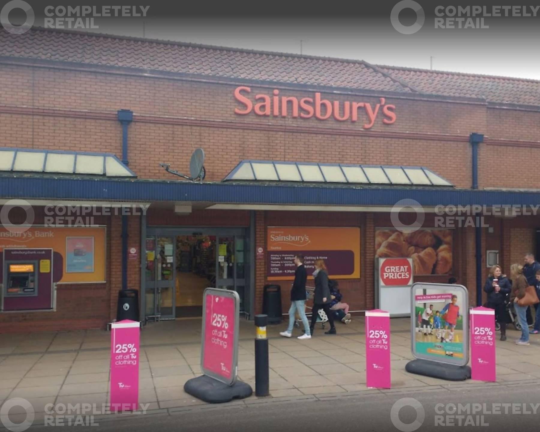 County Walk - Sainsbury's