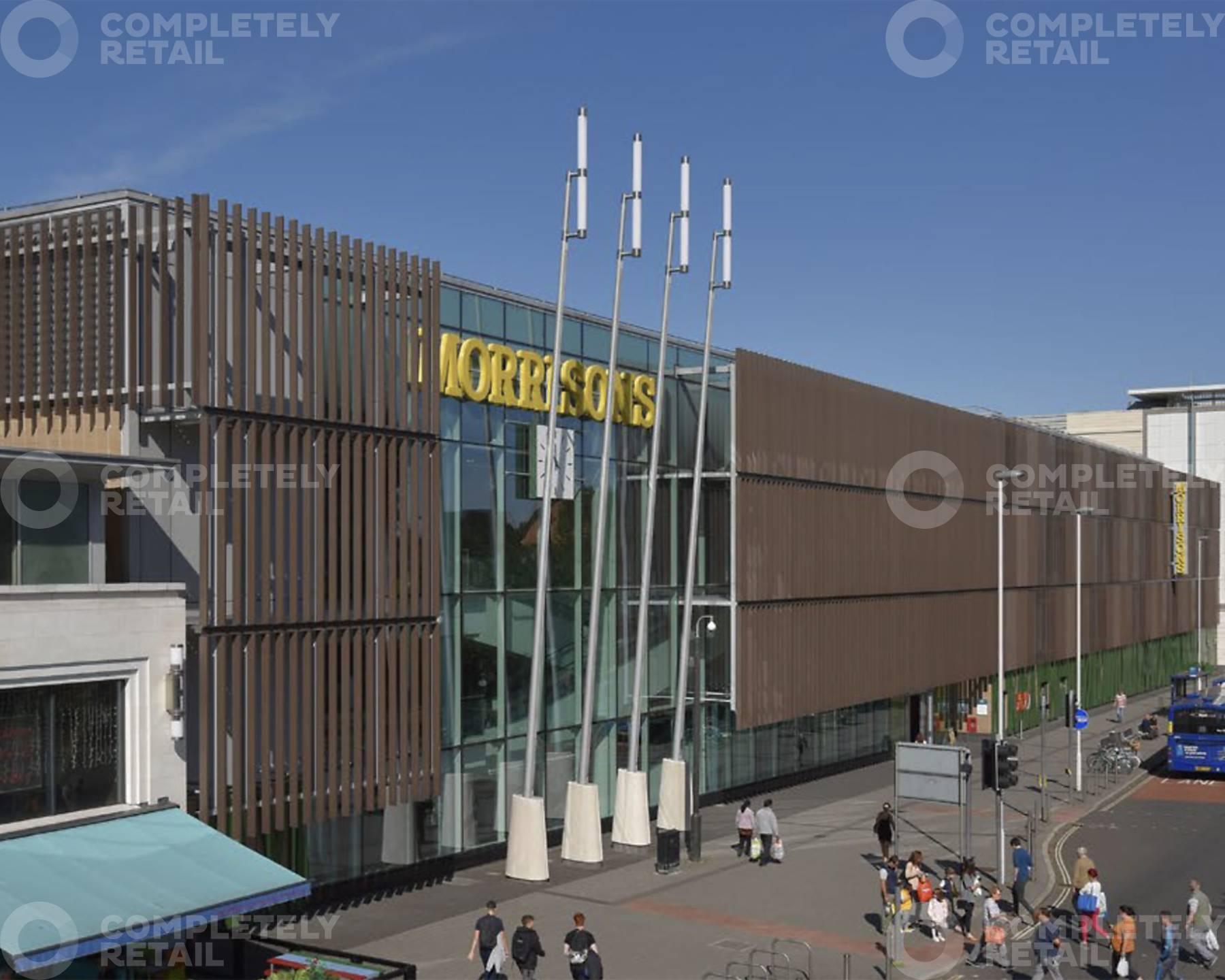 WM Morrison Supermarket - Crawley