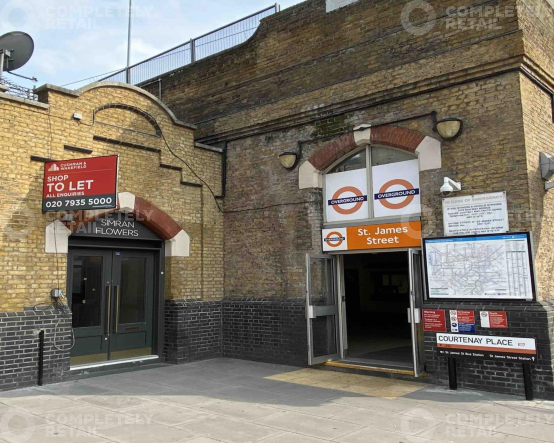 St James Street Station