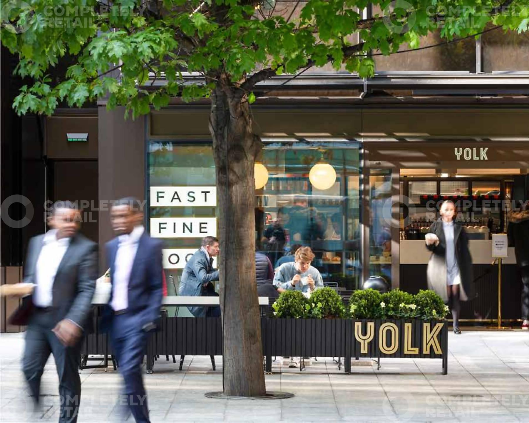 Yolk - Kitchen & Coffee