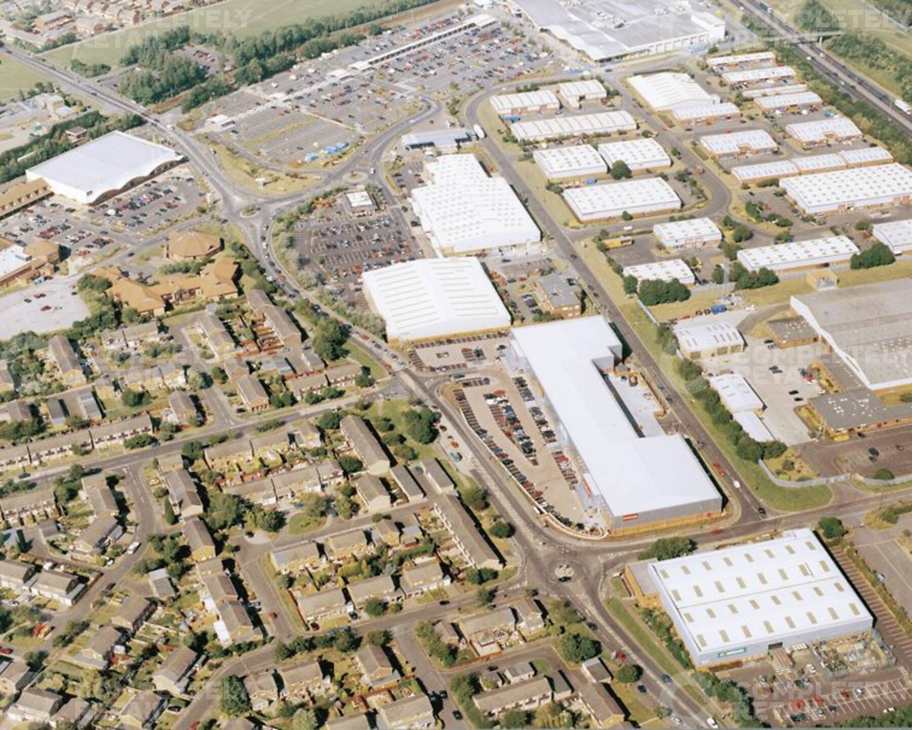 Kingston And Belvedere Retail Parks Newcastle Upon Tyne Completely Retail
