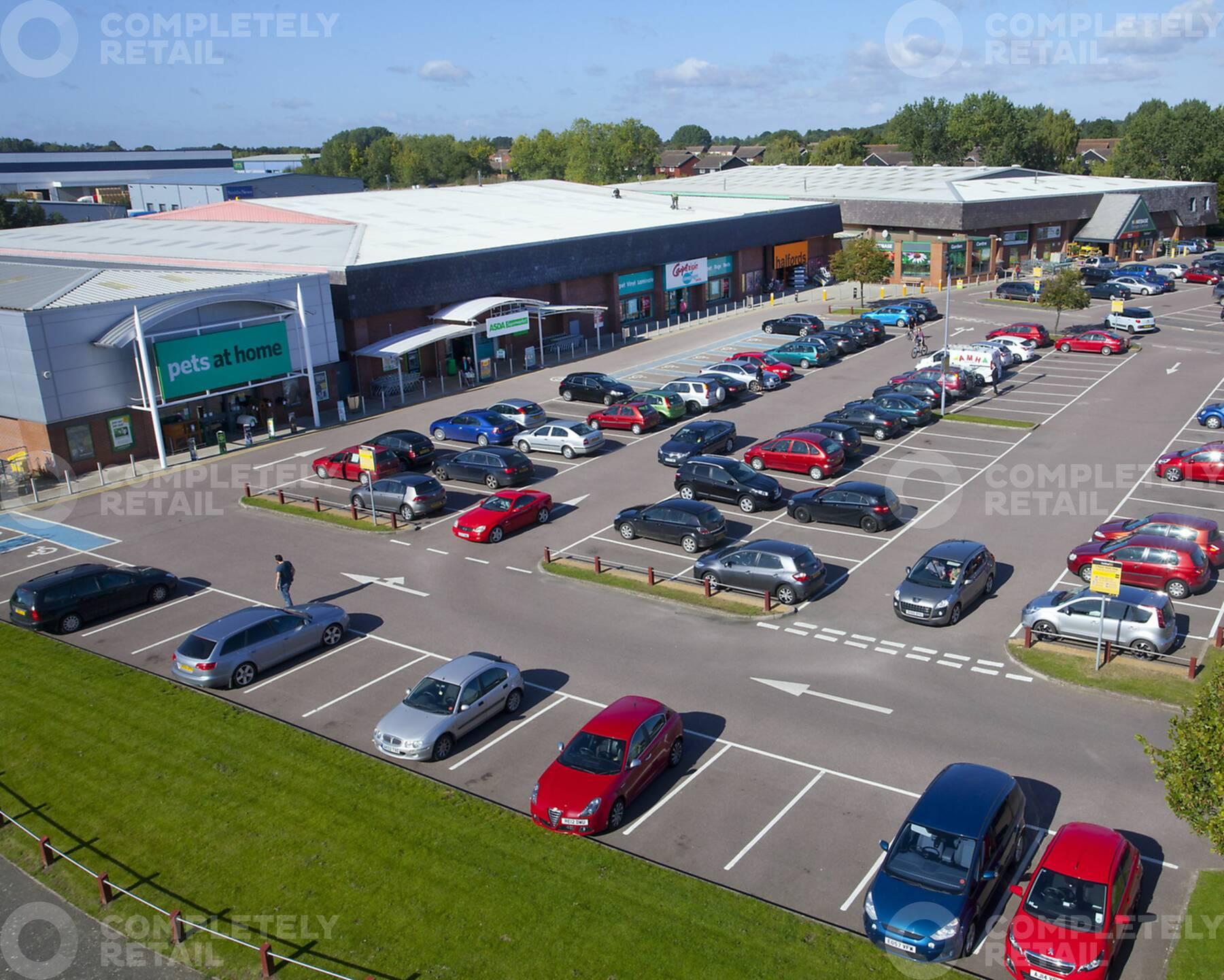 Studlands Shopping Park