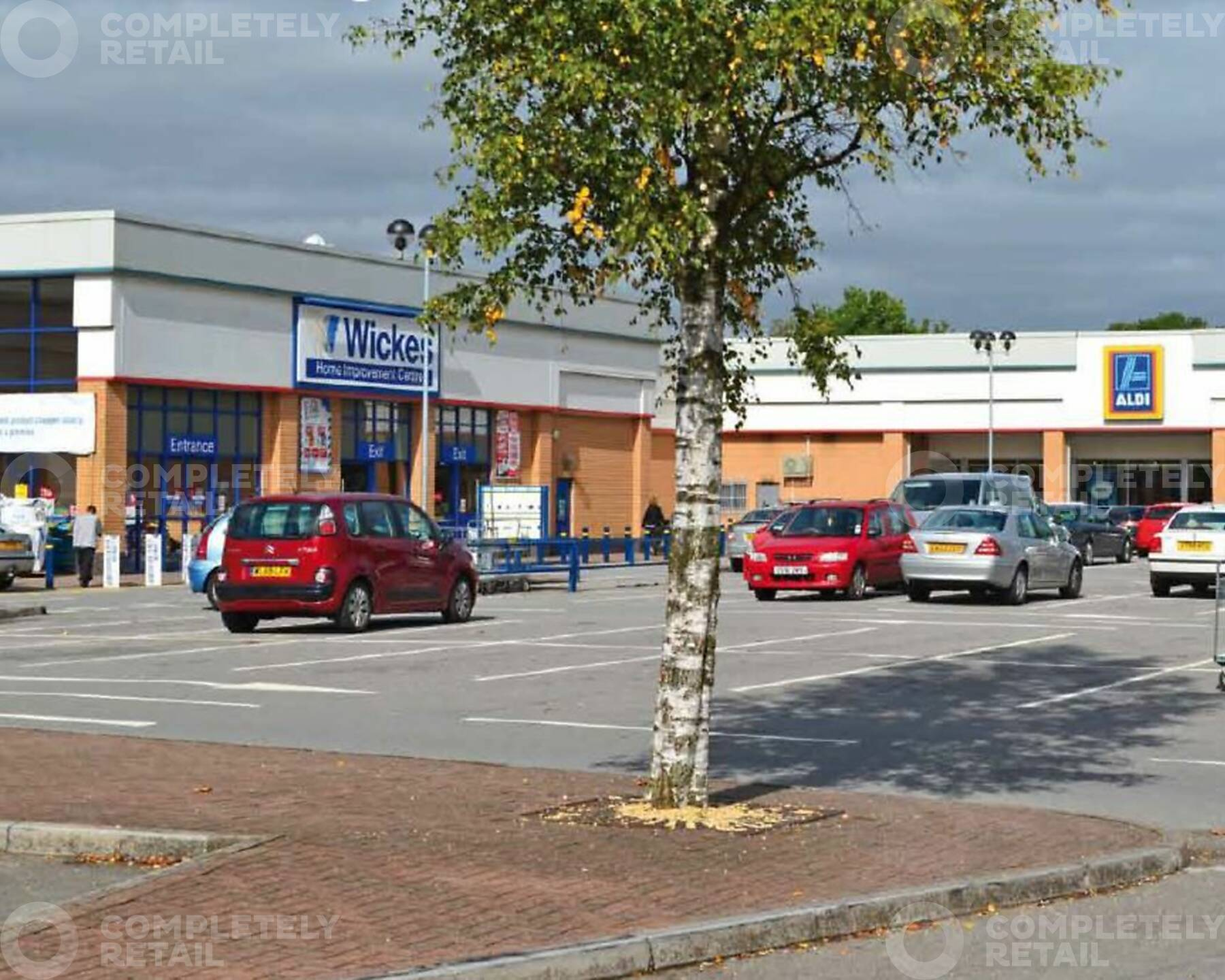 Discovery Retail Park