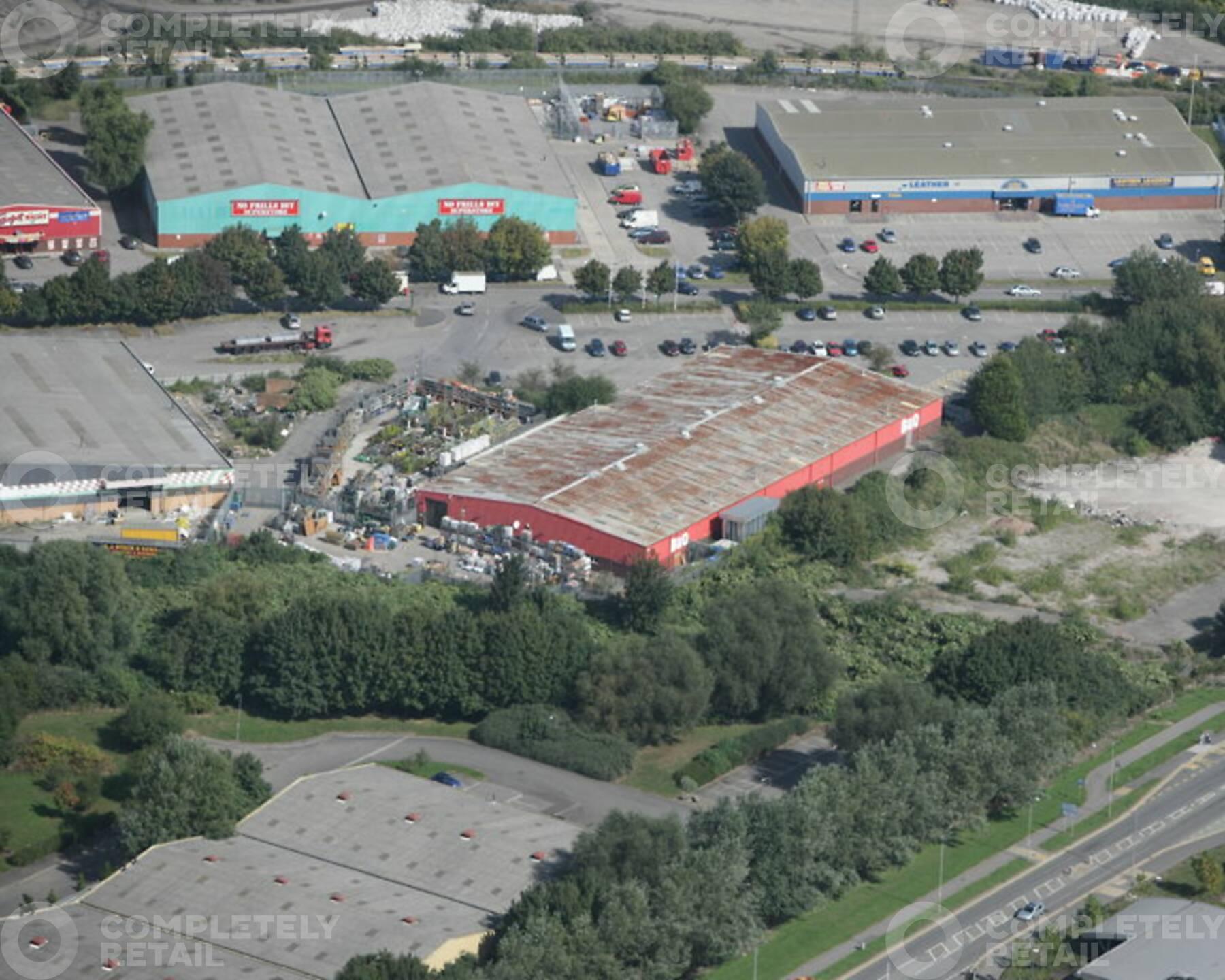 Maesglas Industrial Estate