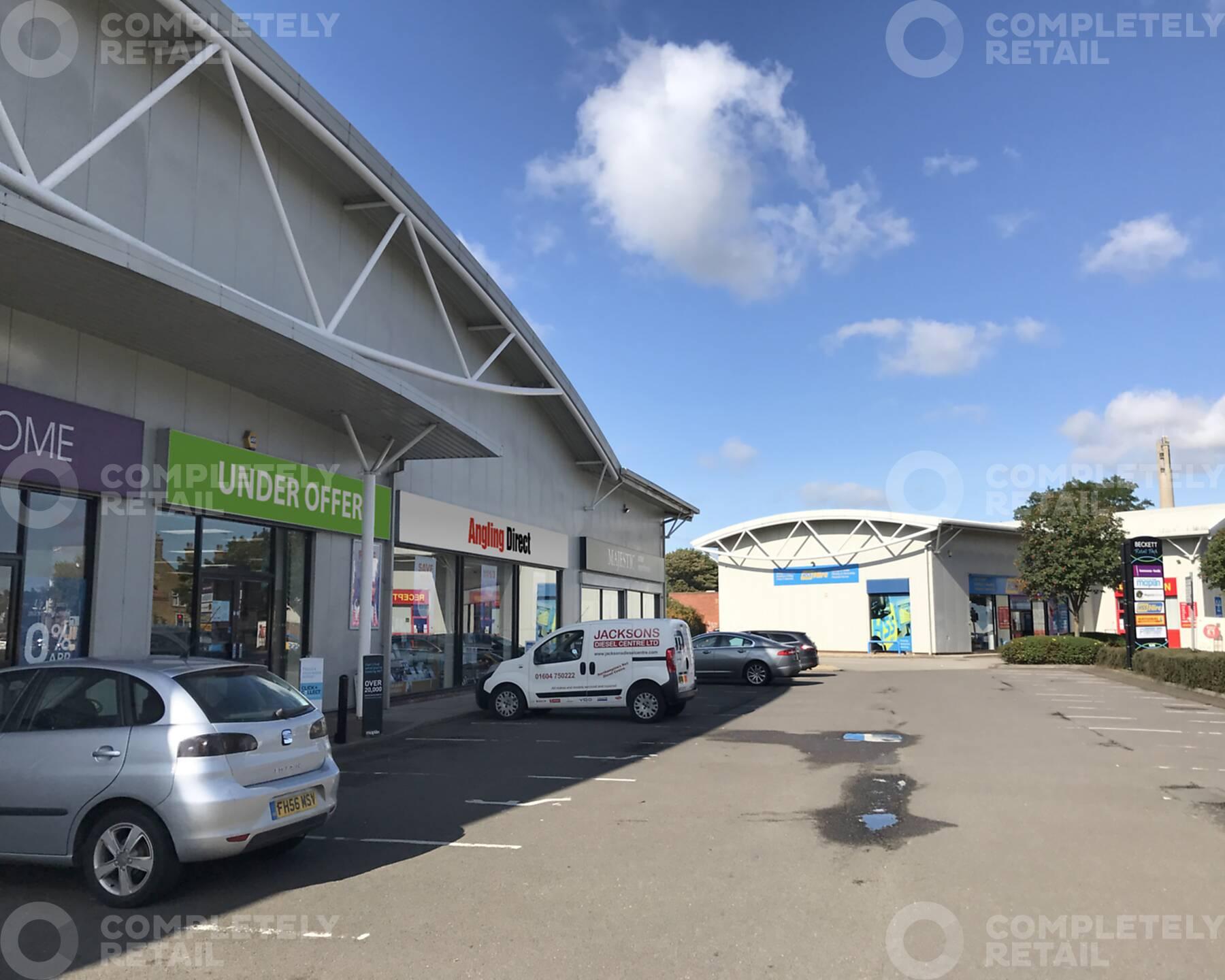 Beckett Retail Park