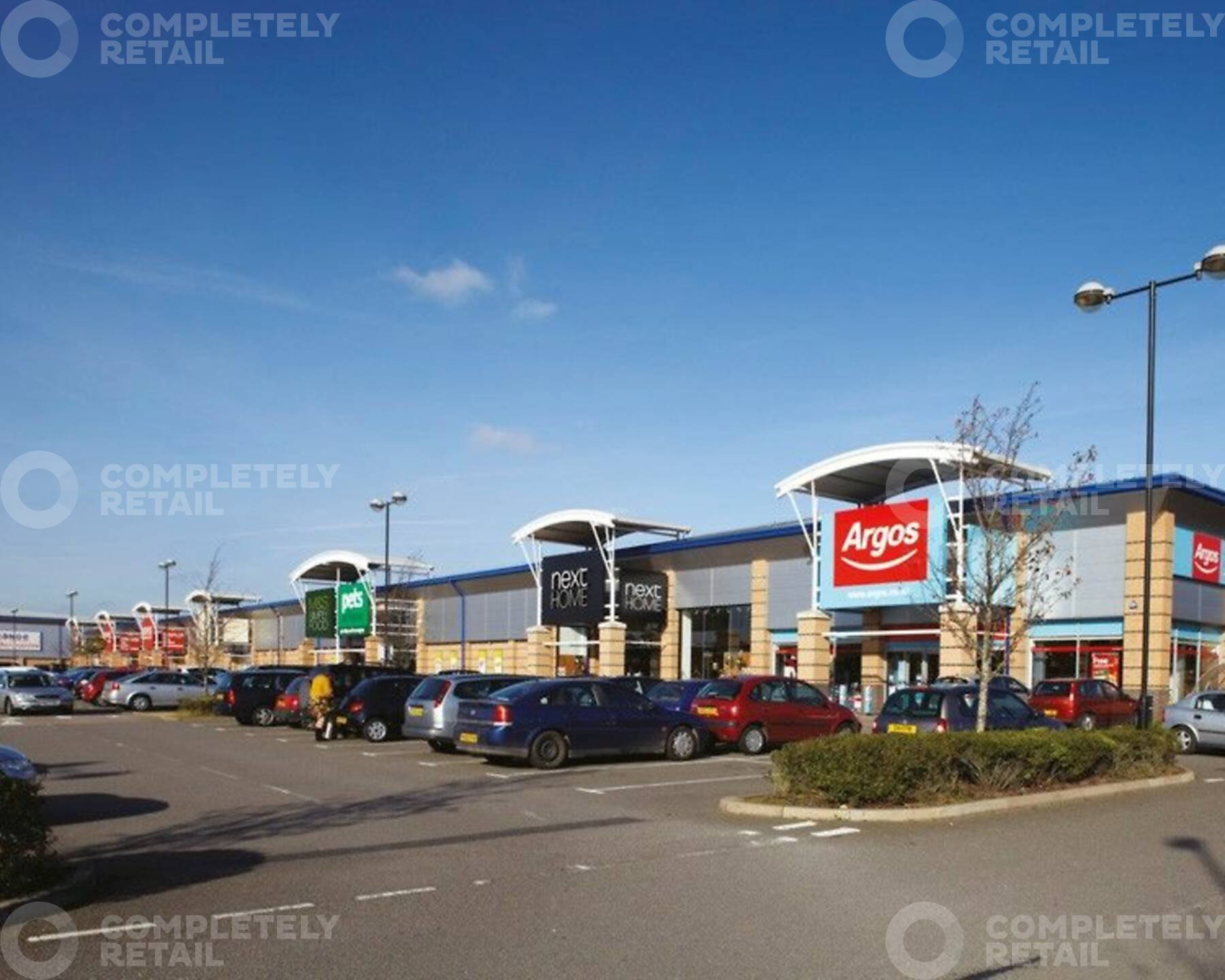 Longwater Retail Park Norwich Norfolk East Anglia Royal