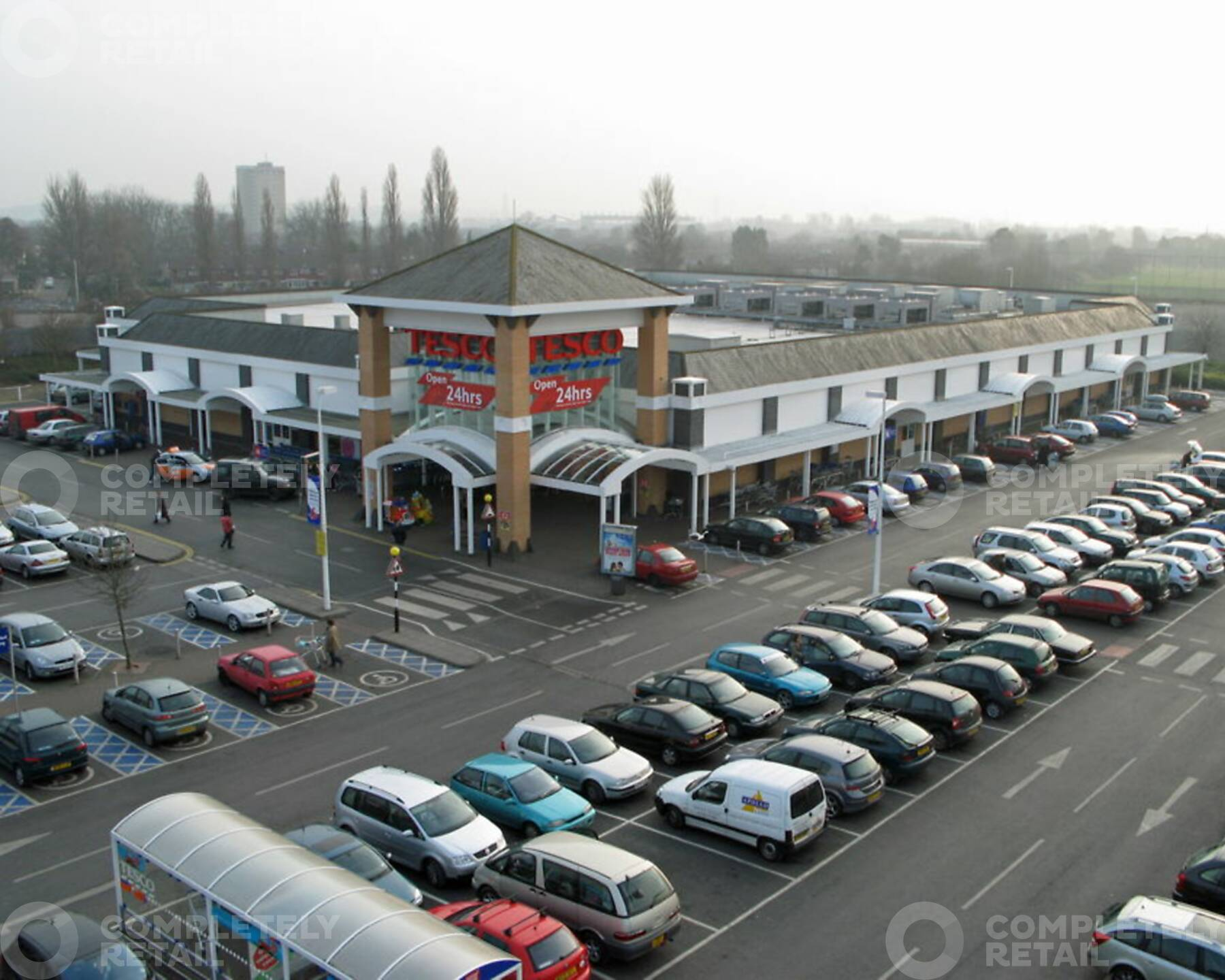 Oxford Shopping Park