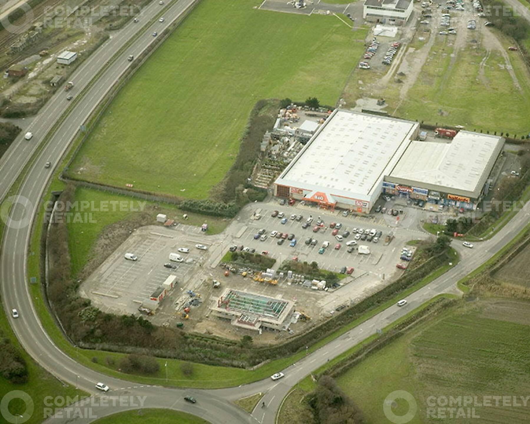 Heliport Retail Park