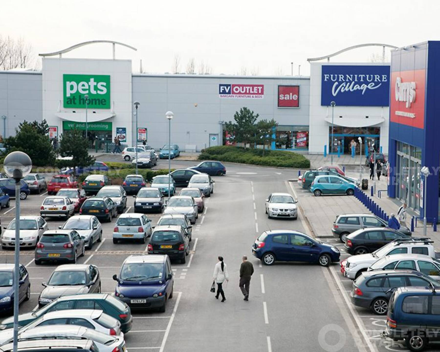 Wessex Gate Retail Park