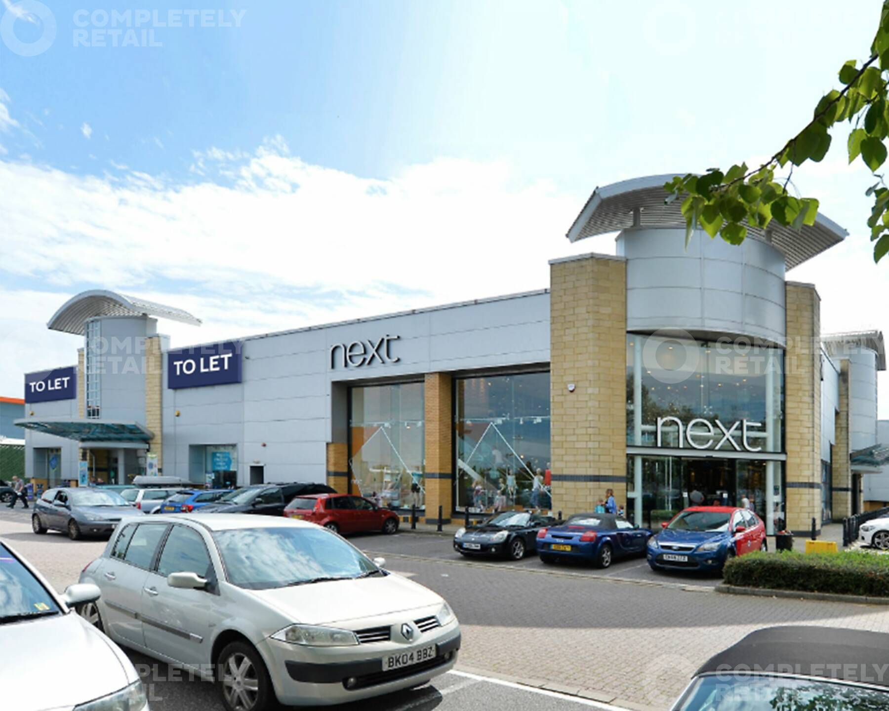 Wessex Gate East Retail Park