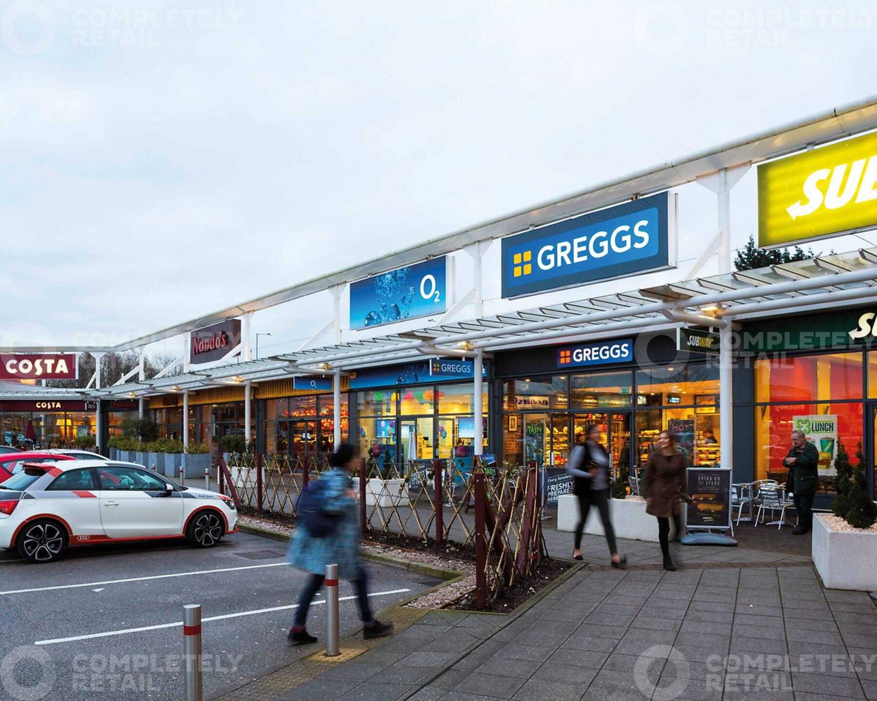 Deepdale Shopping Park