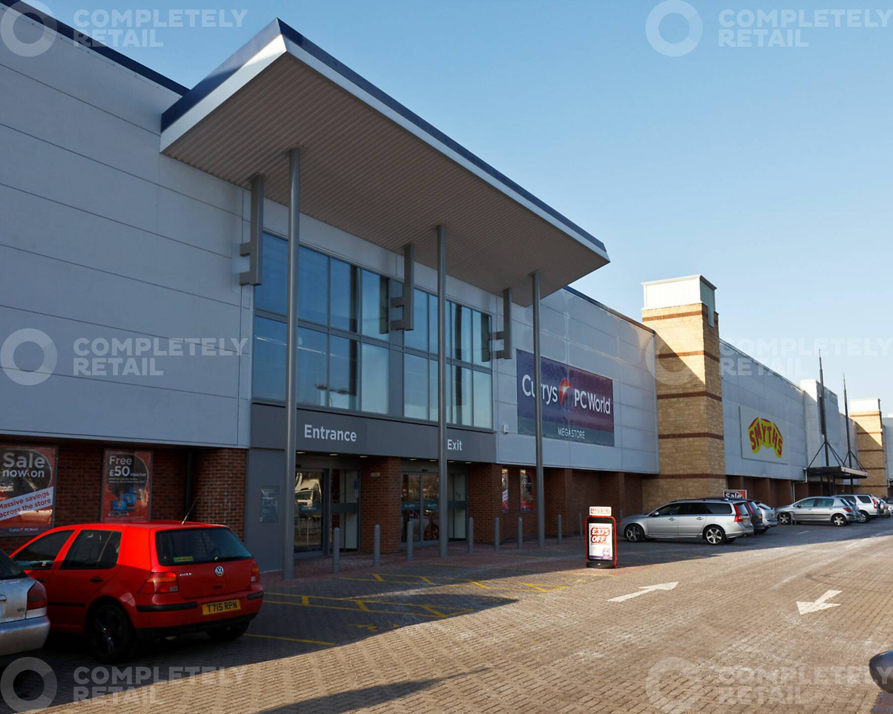 Reading Gate Retail Park