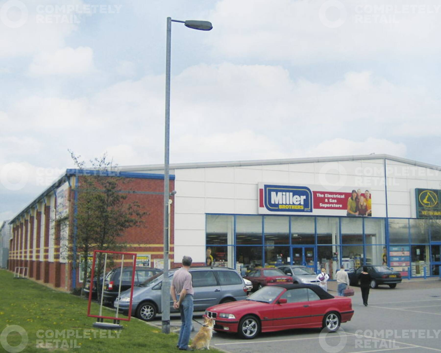 Rom Valley Way Retail Park