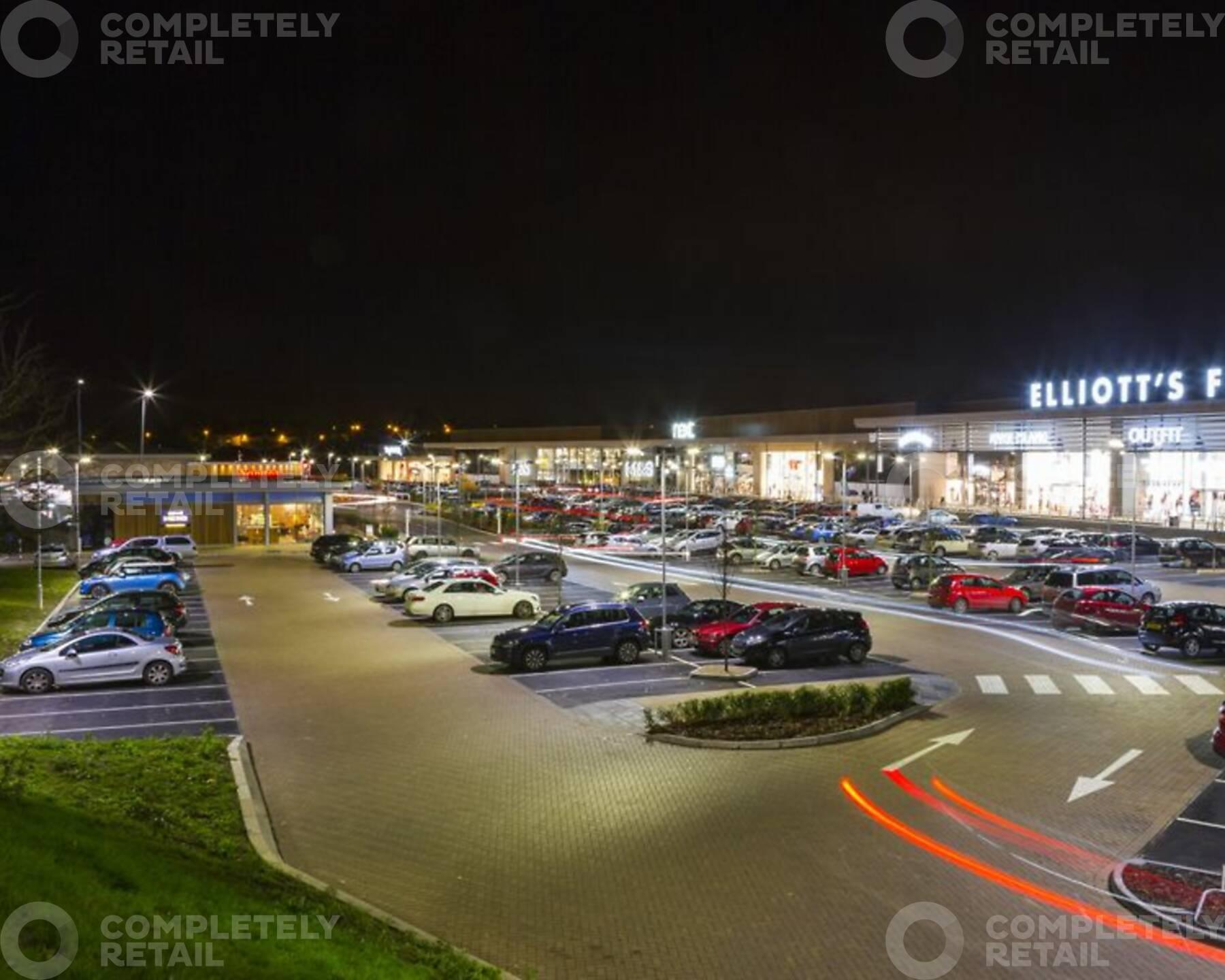 Elliott's Field Shopping Park