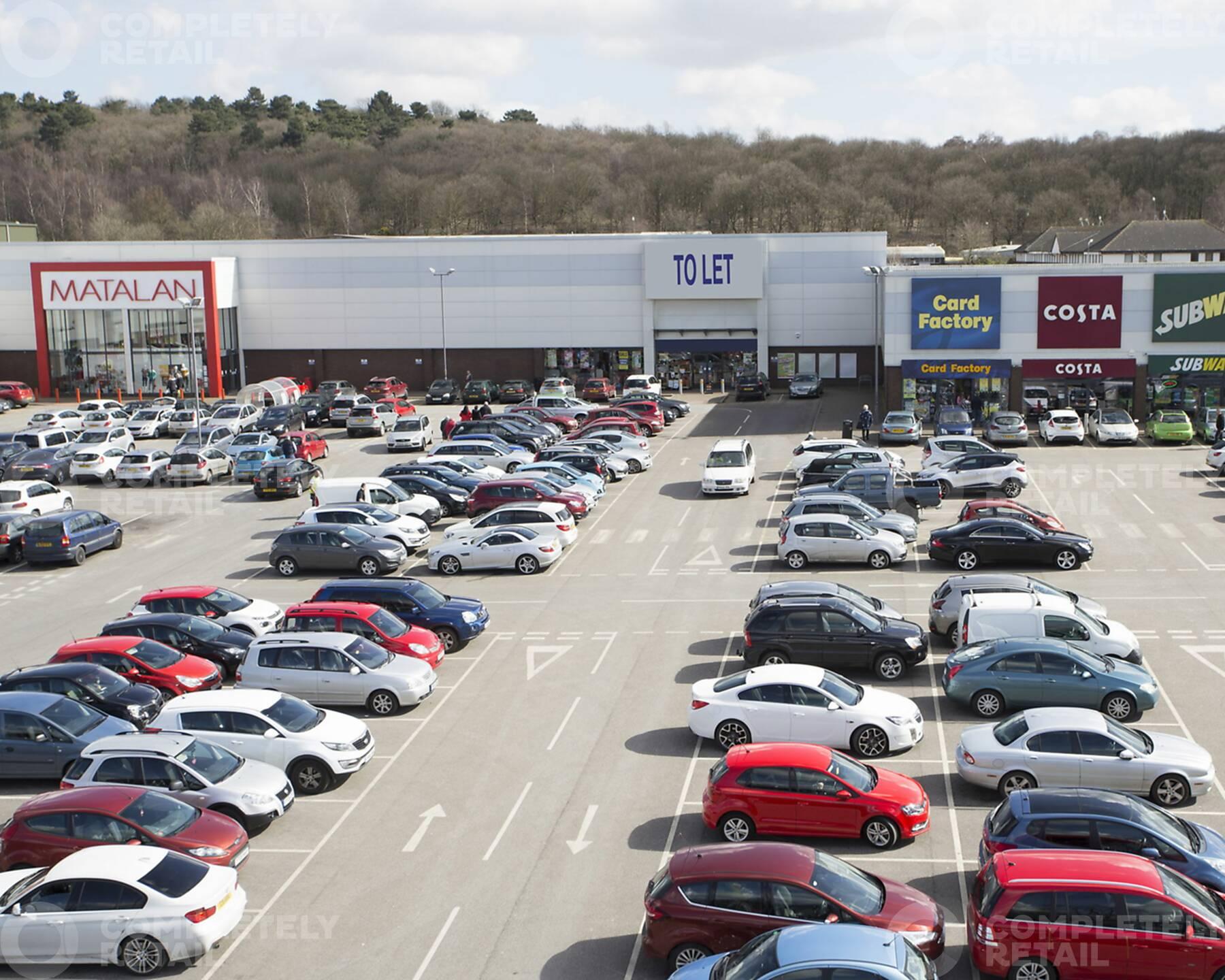 Scunthorpe Retail Park