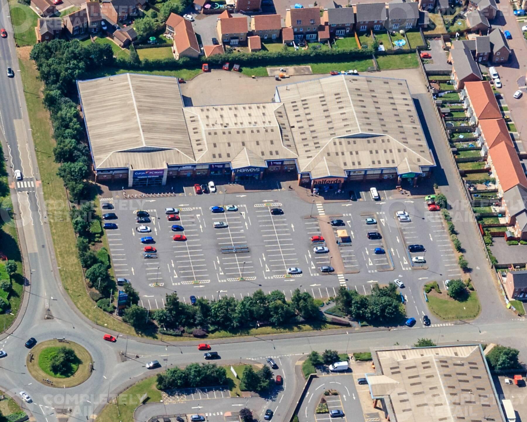 Lakeside Retail Park (Phase 2)