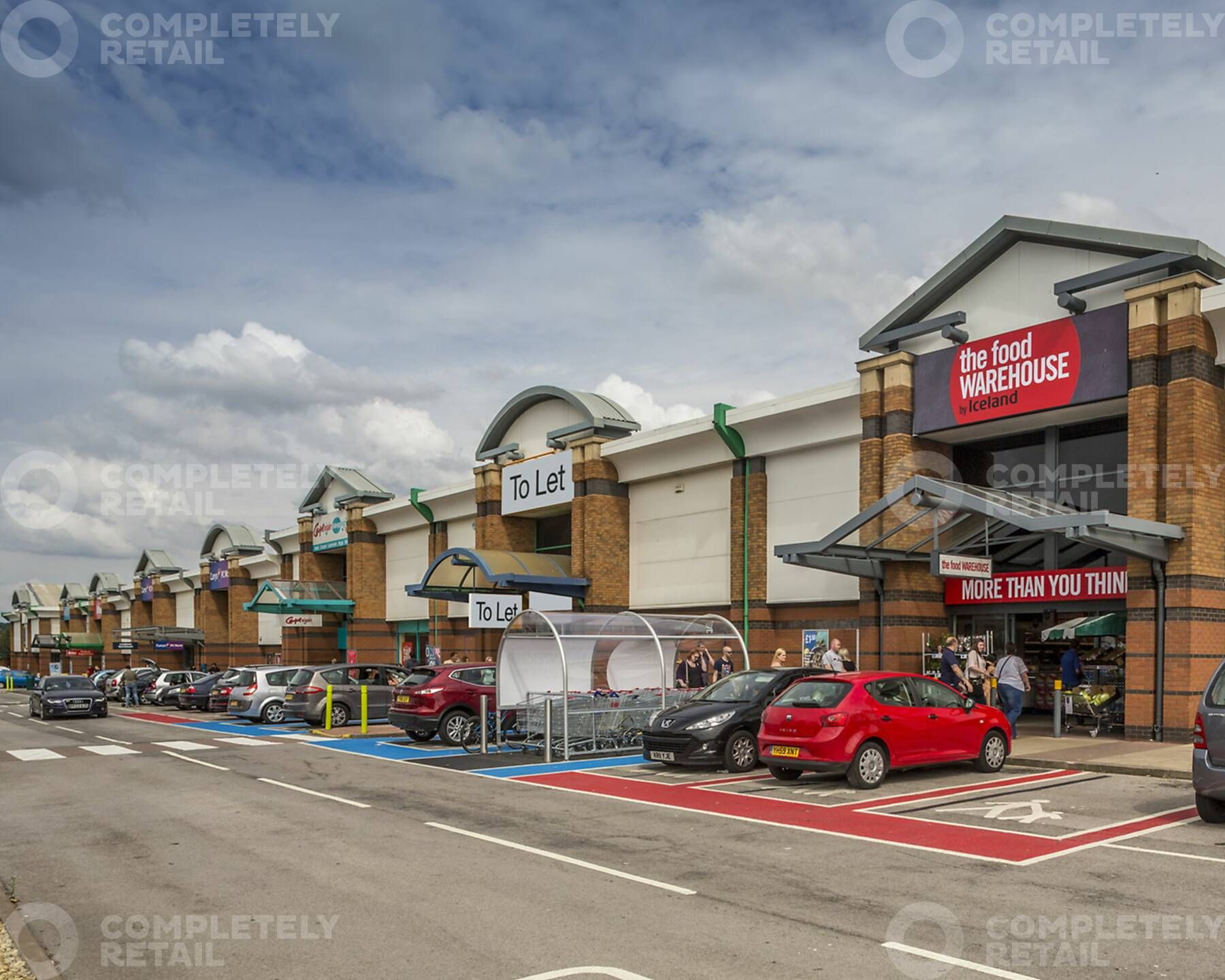 Meadowhall Retail Park Sheffield Completely Retail