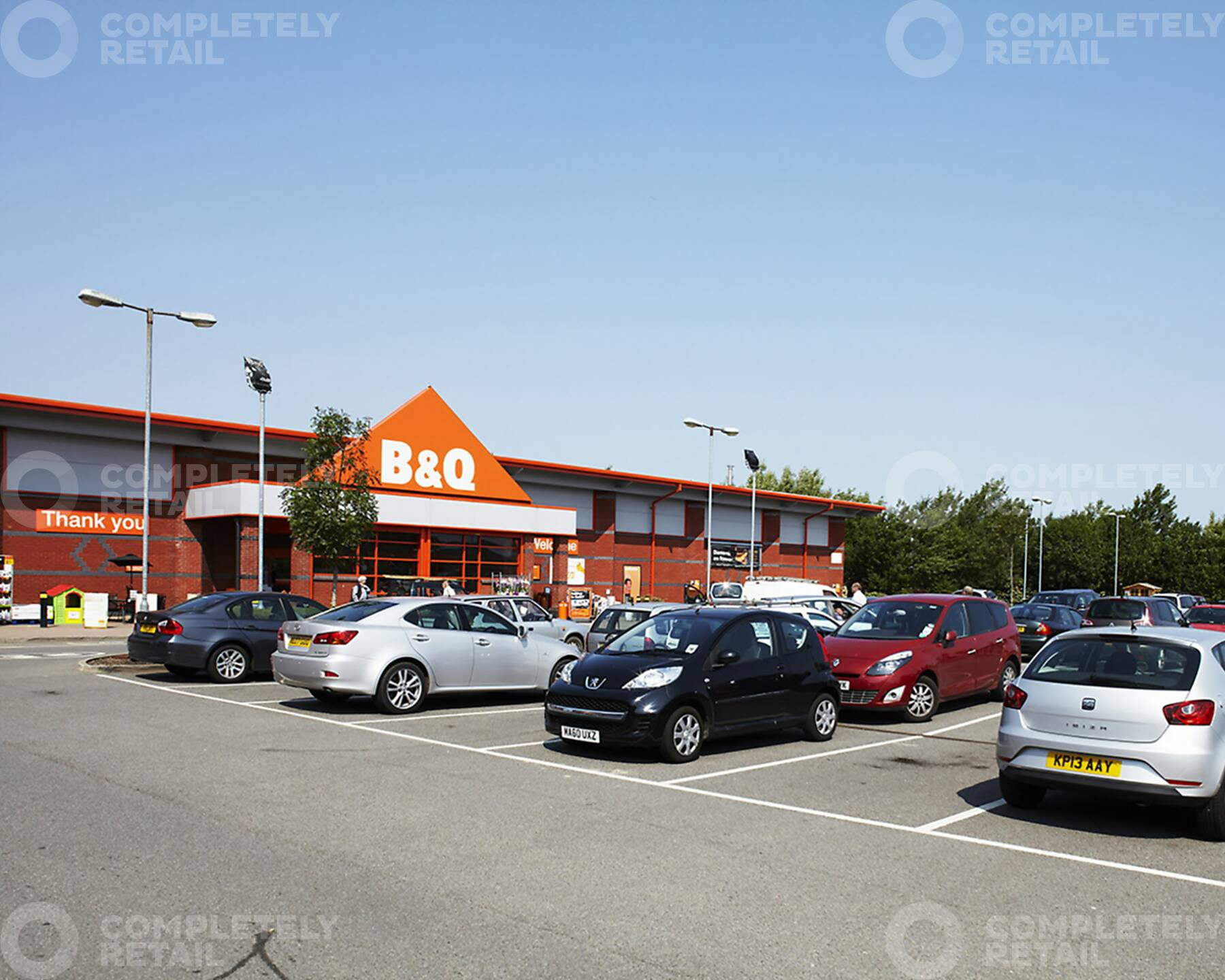 Skegness Retail Park