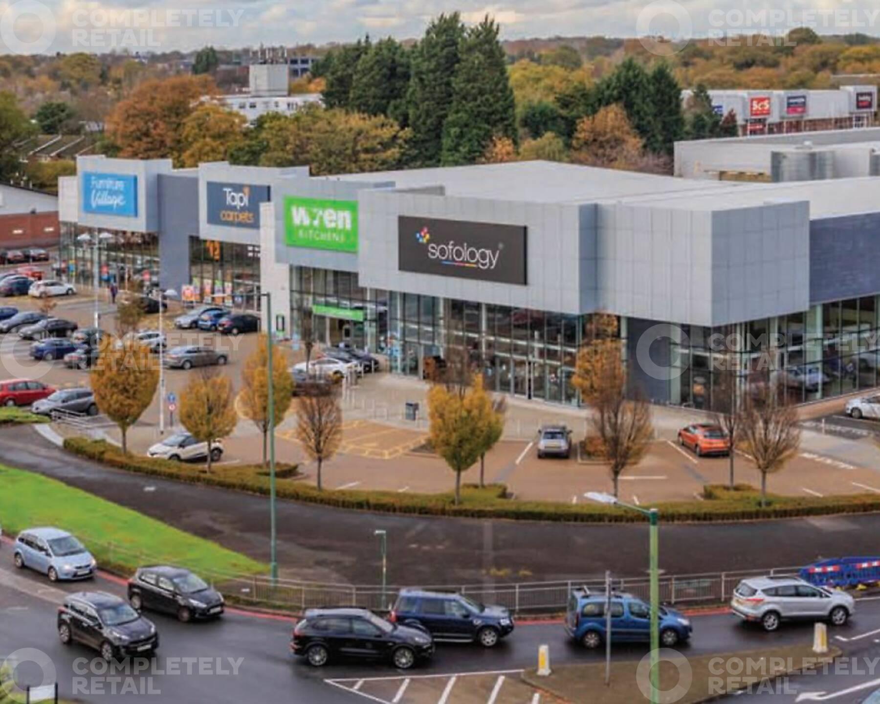 Solihull Gate Retail Park
