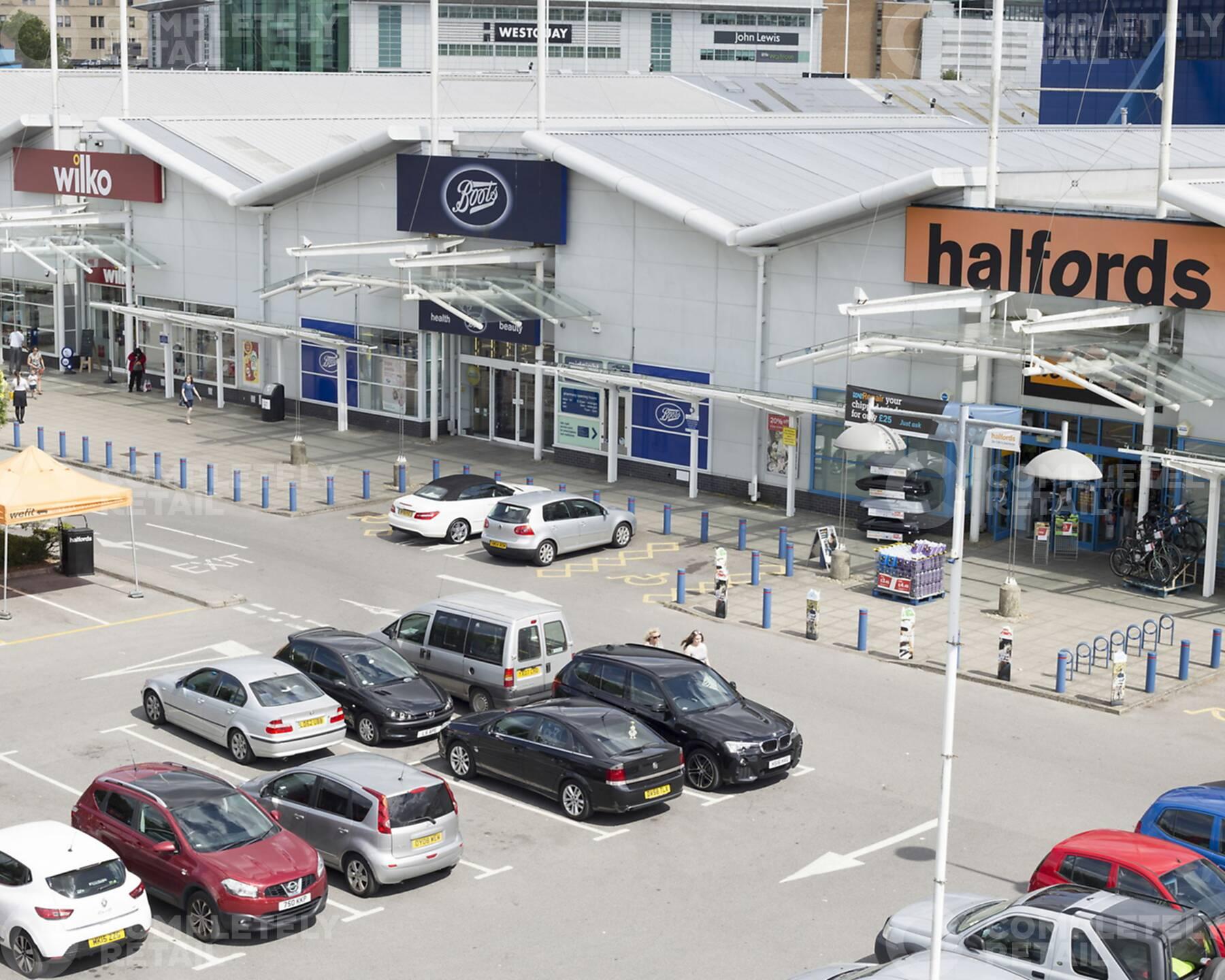 West Quay Retail Park