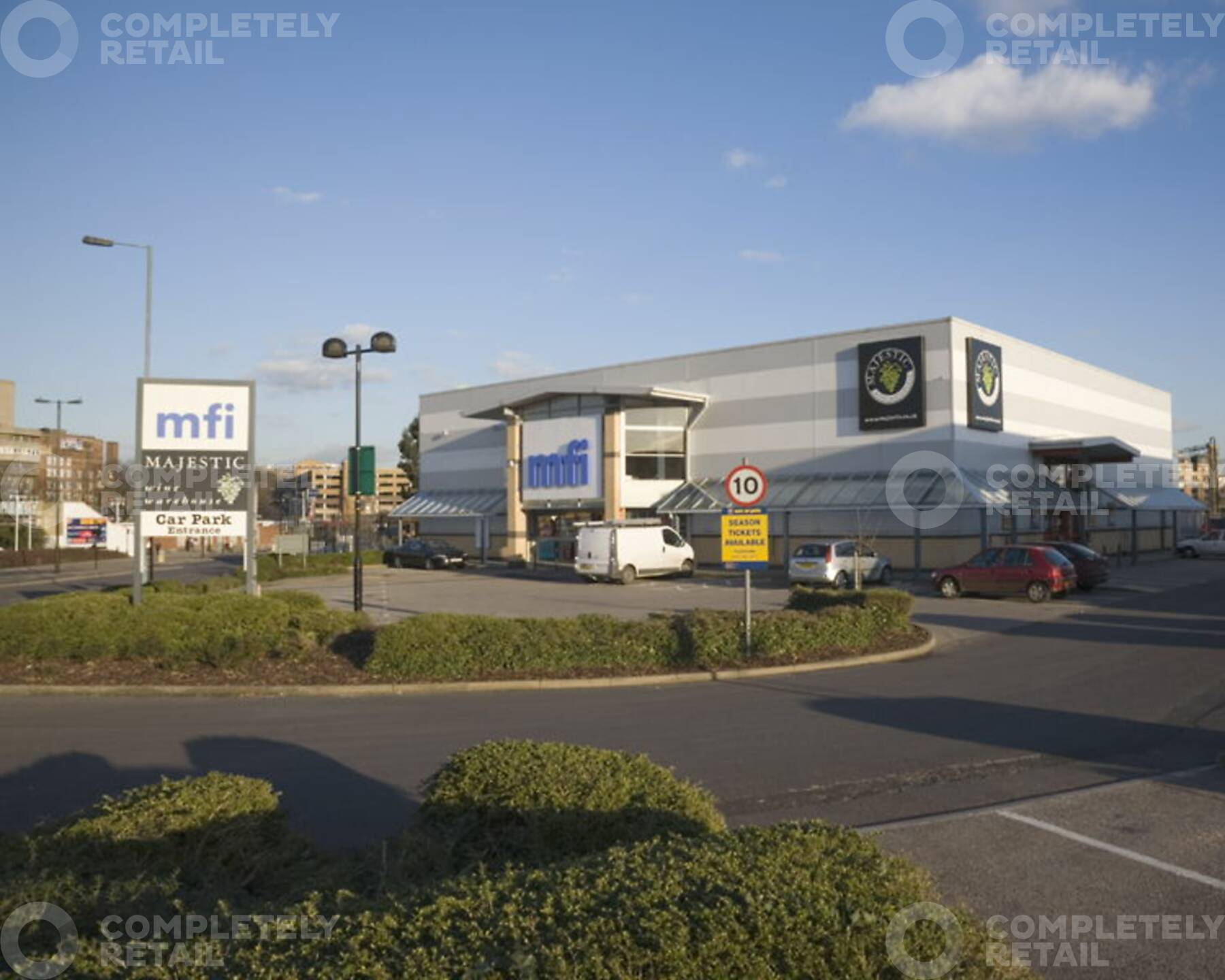 Mountbatten Retail Park