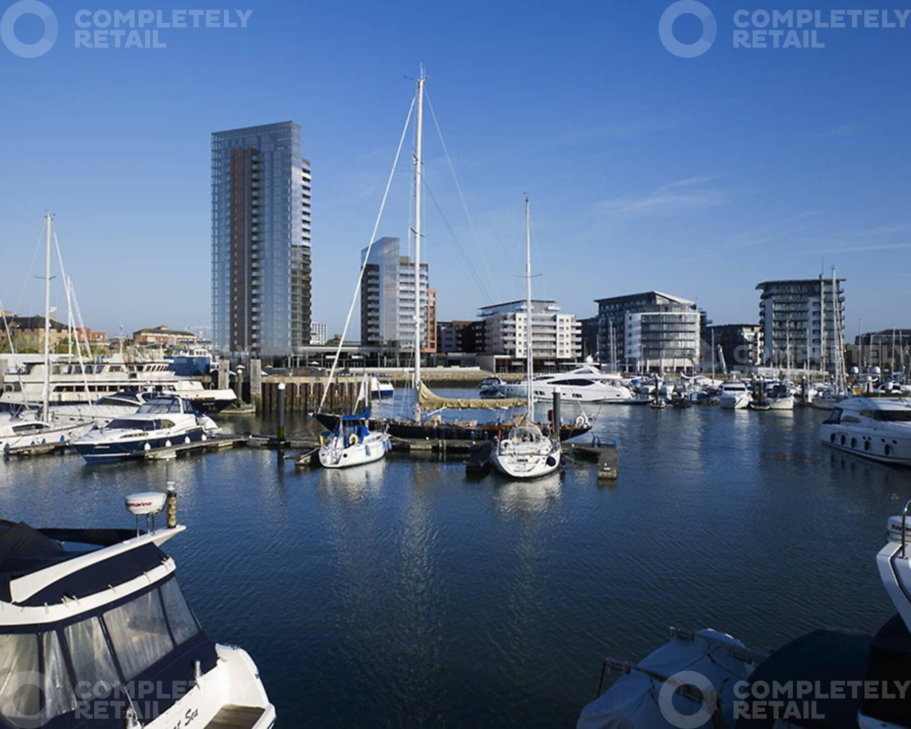 Admiral's Quay