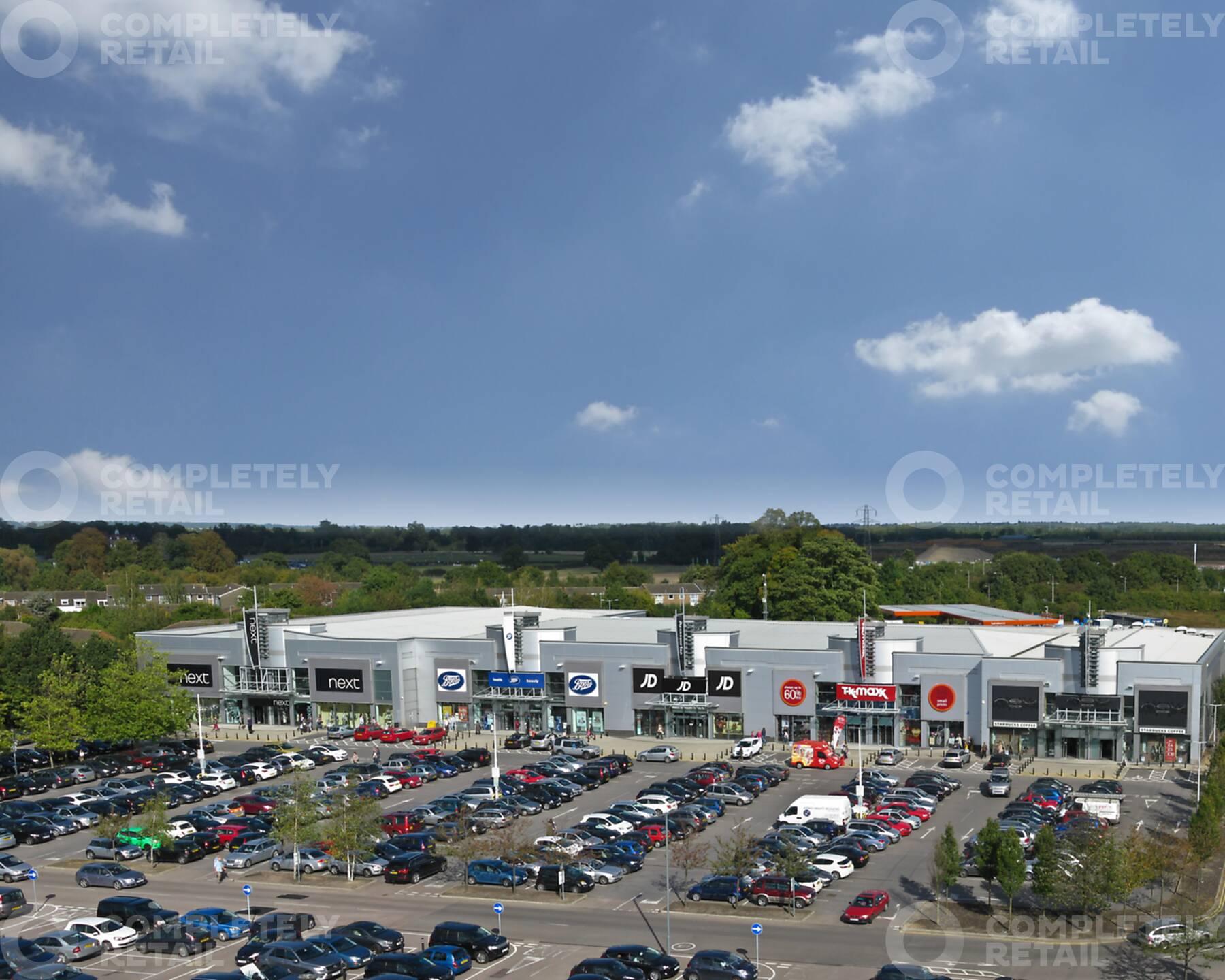 Colney Fields Shopping Park