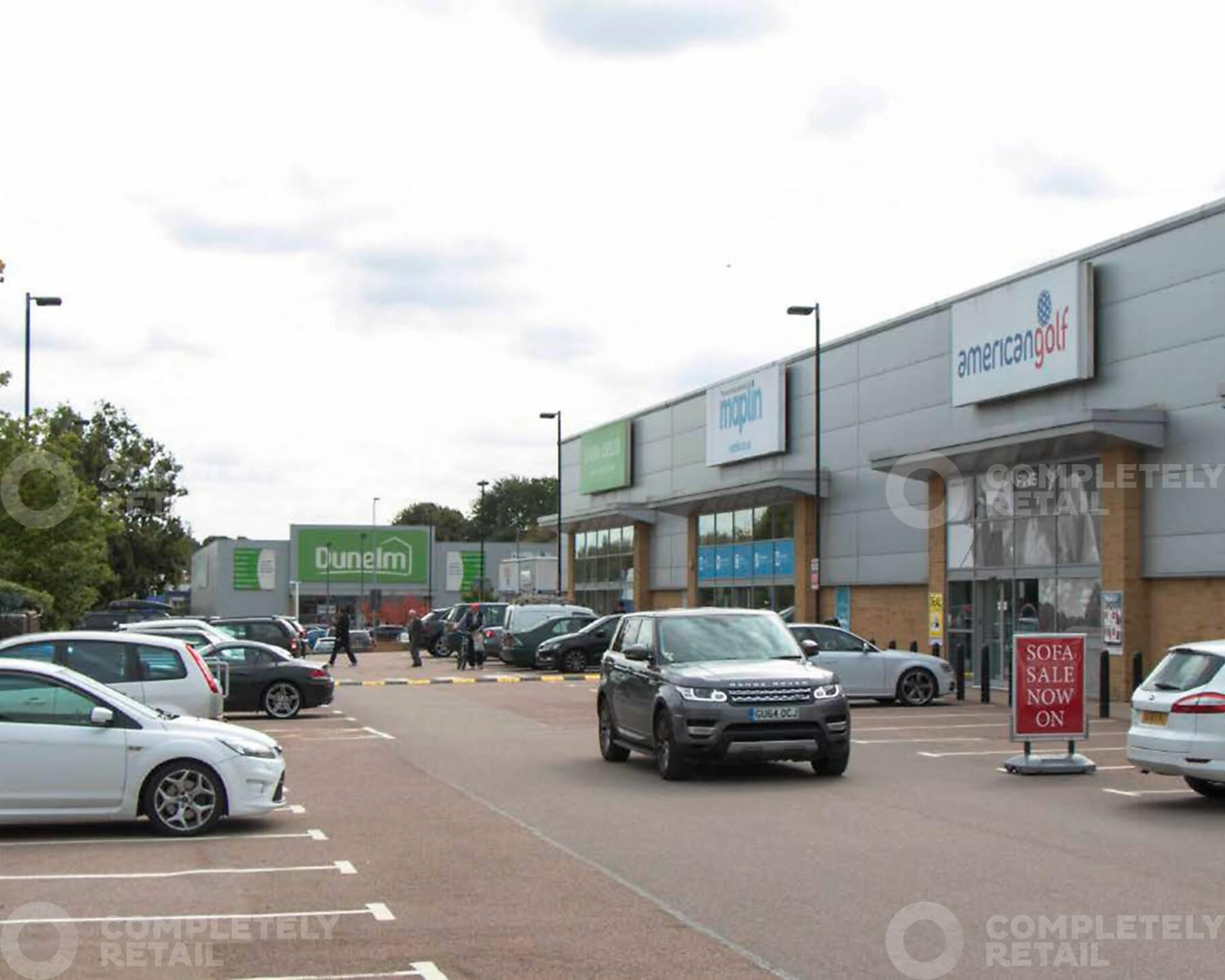 Roebuck Retail Park