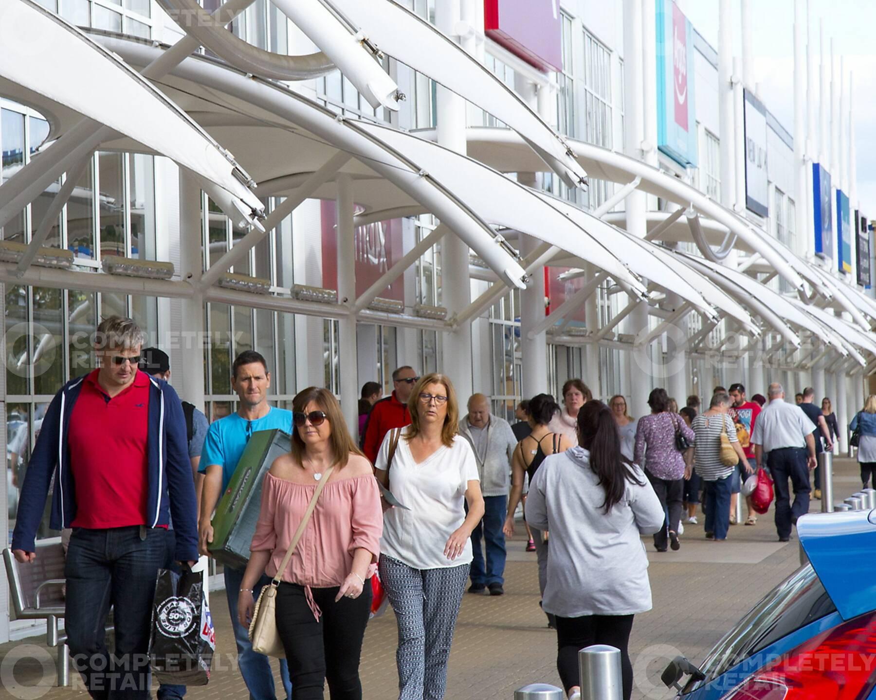 Morfa Shopping Park