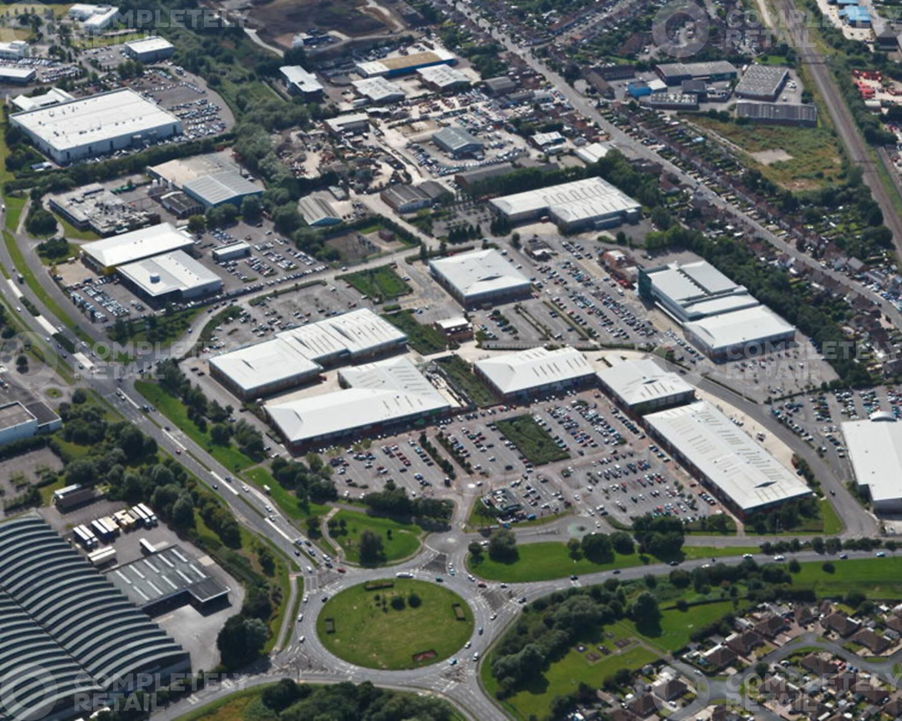 Greenbridge Retail & Leisure Park