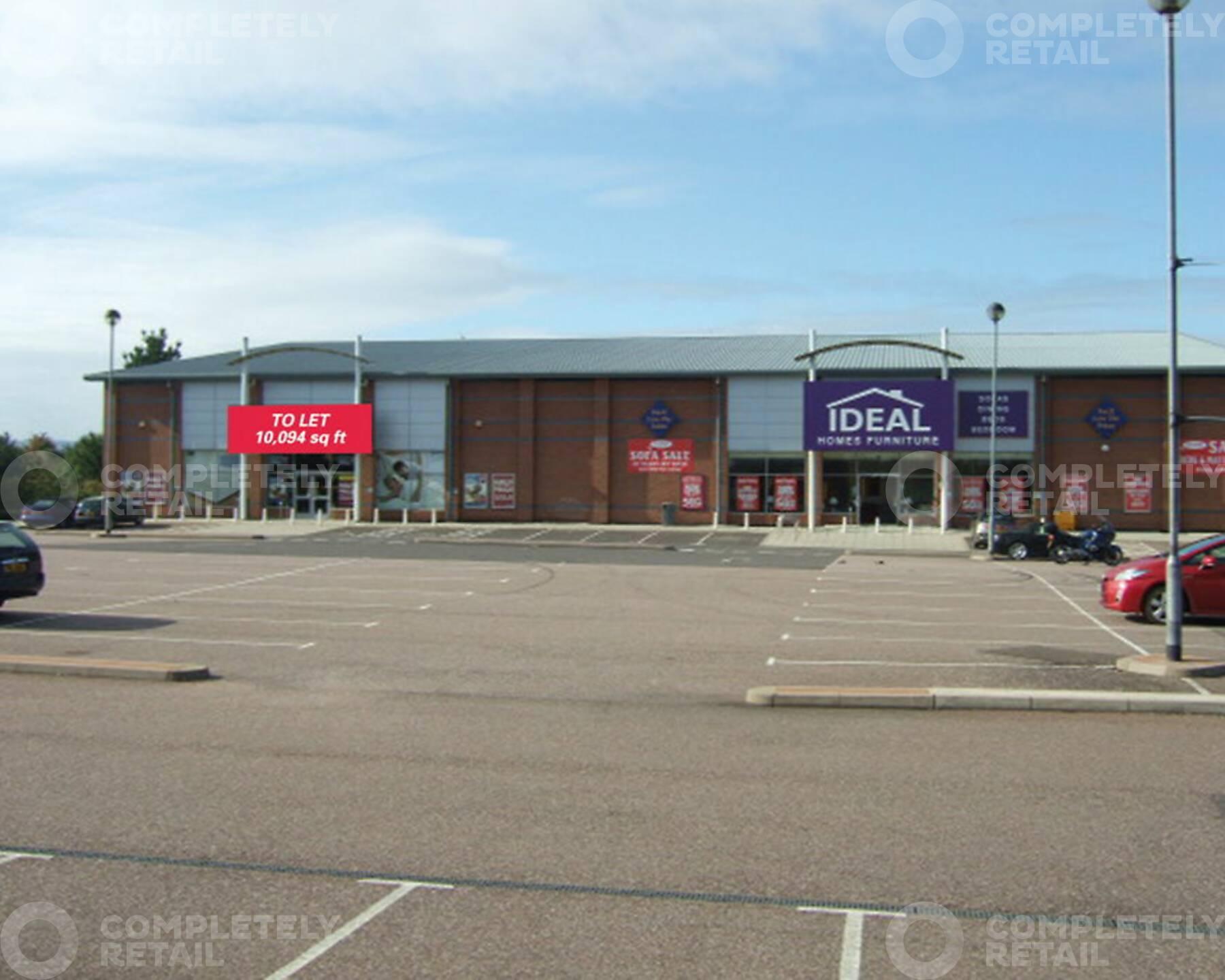 St Johns Retail Park