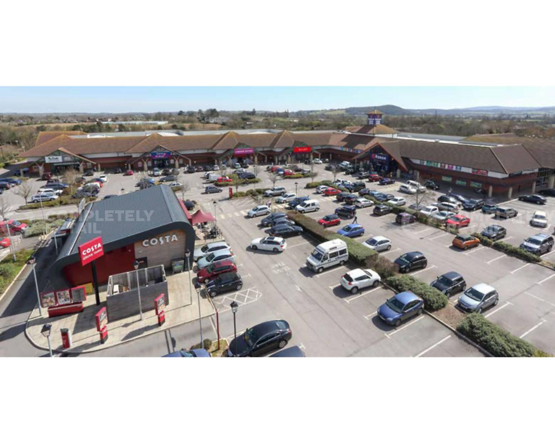 Taunton Retail Park