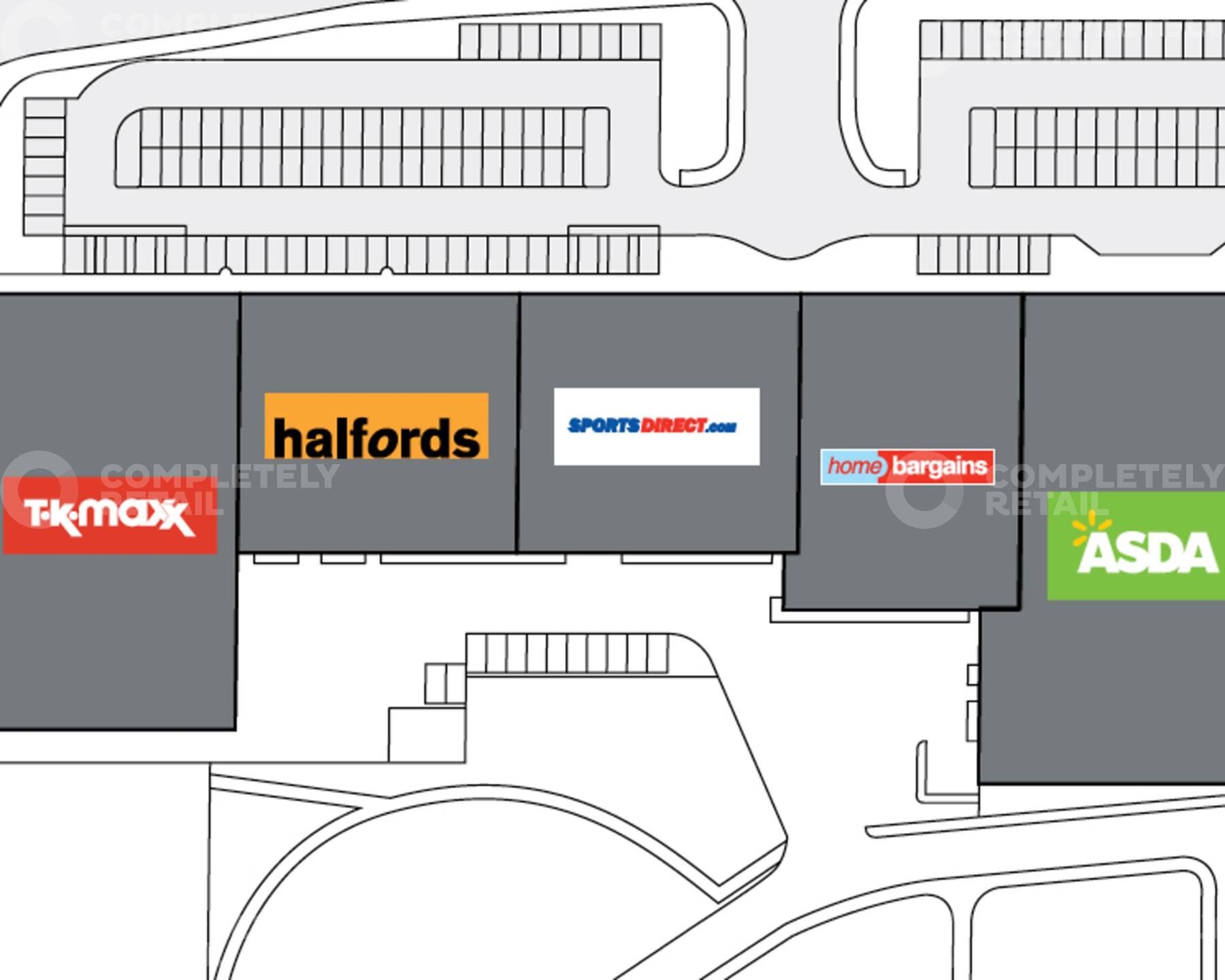 Ivybridge Retail Park