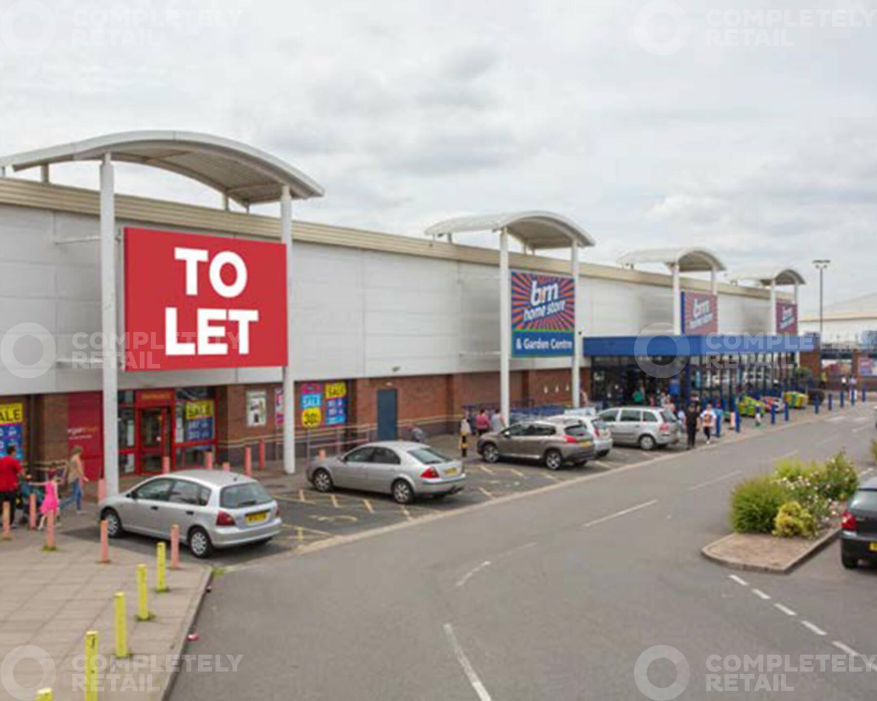 Reedswood Retail Park