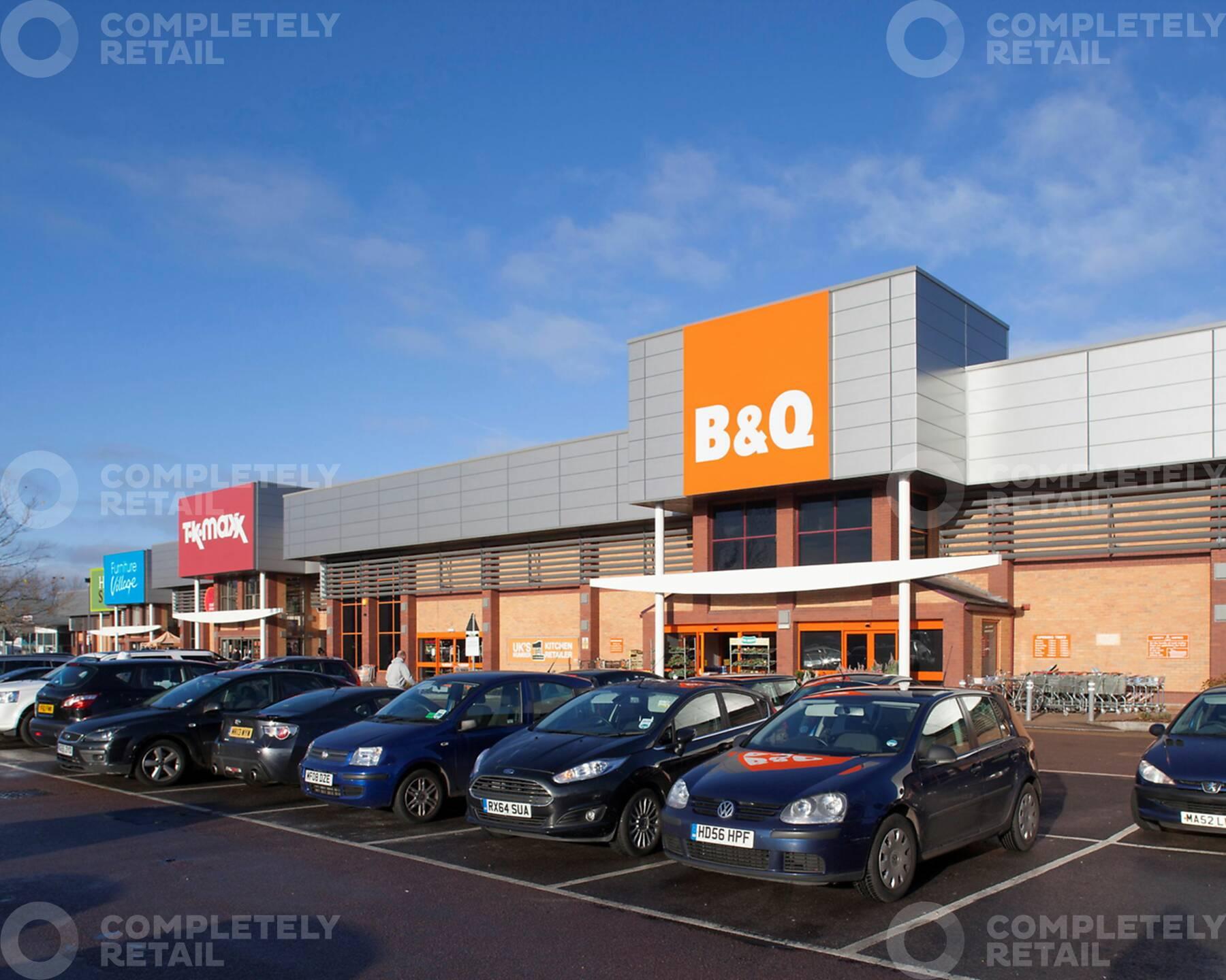 Stanley Green Retail Park