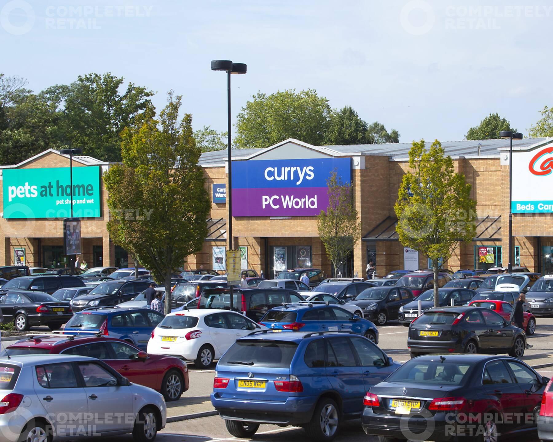 Lion Shopping Park