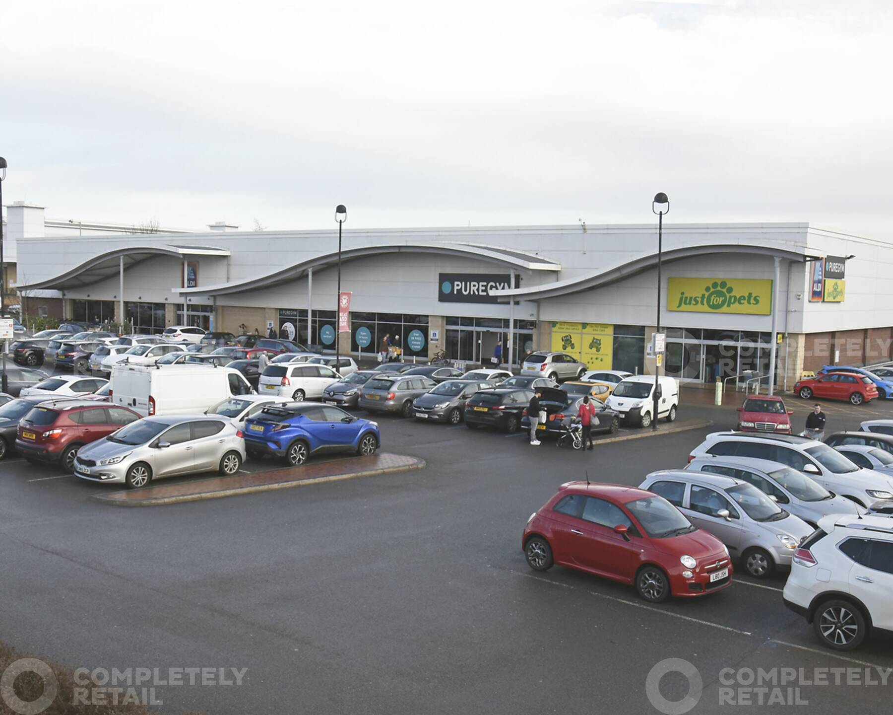 Bentley Bridge Retail Park