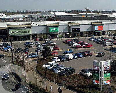 Foss Islands Retail Park