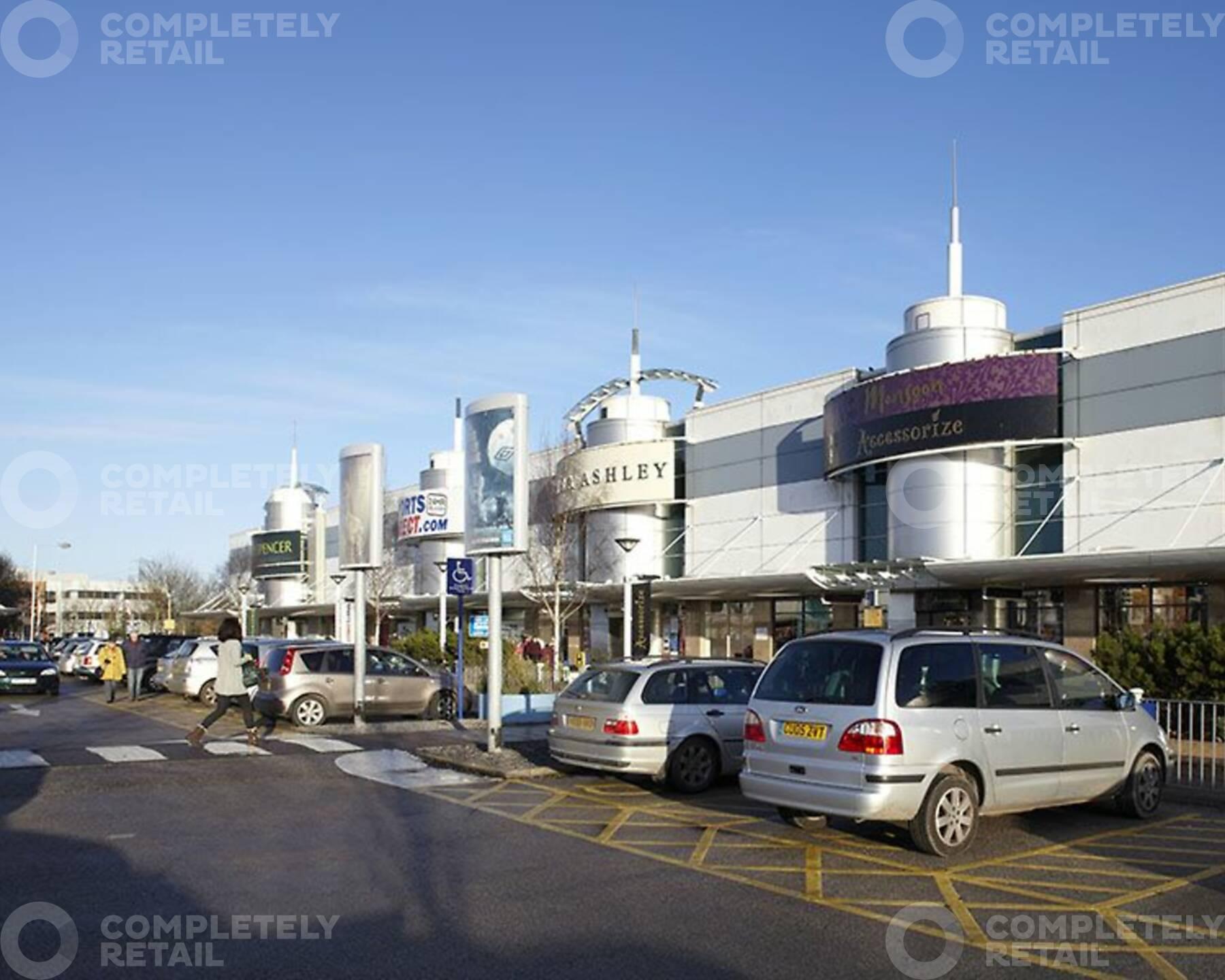 Monks Cross Shopping Park