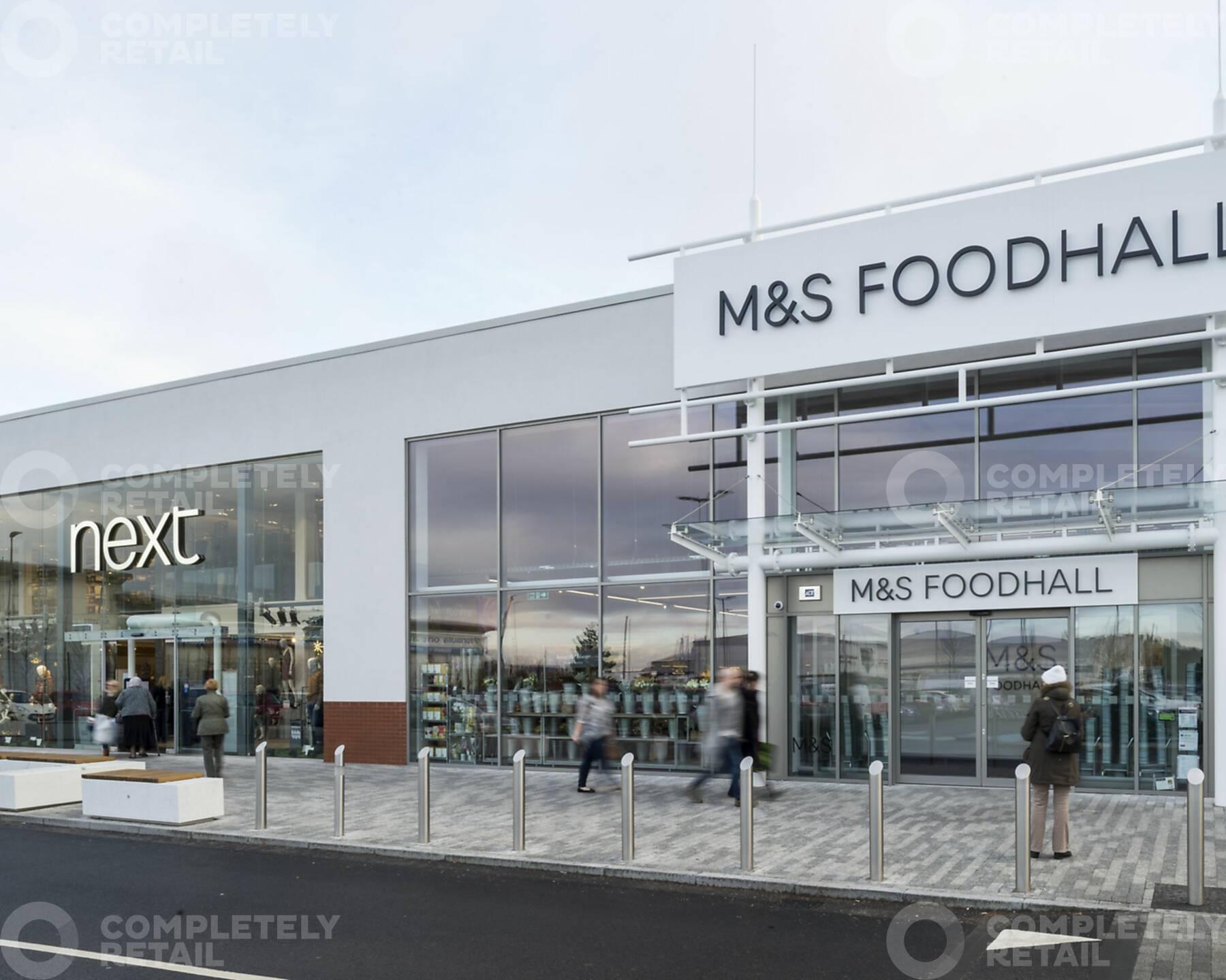 Wheatley Centre Shopping Park
