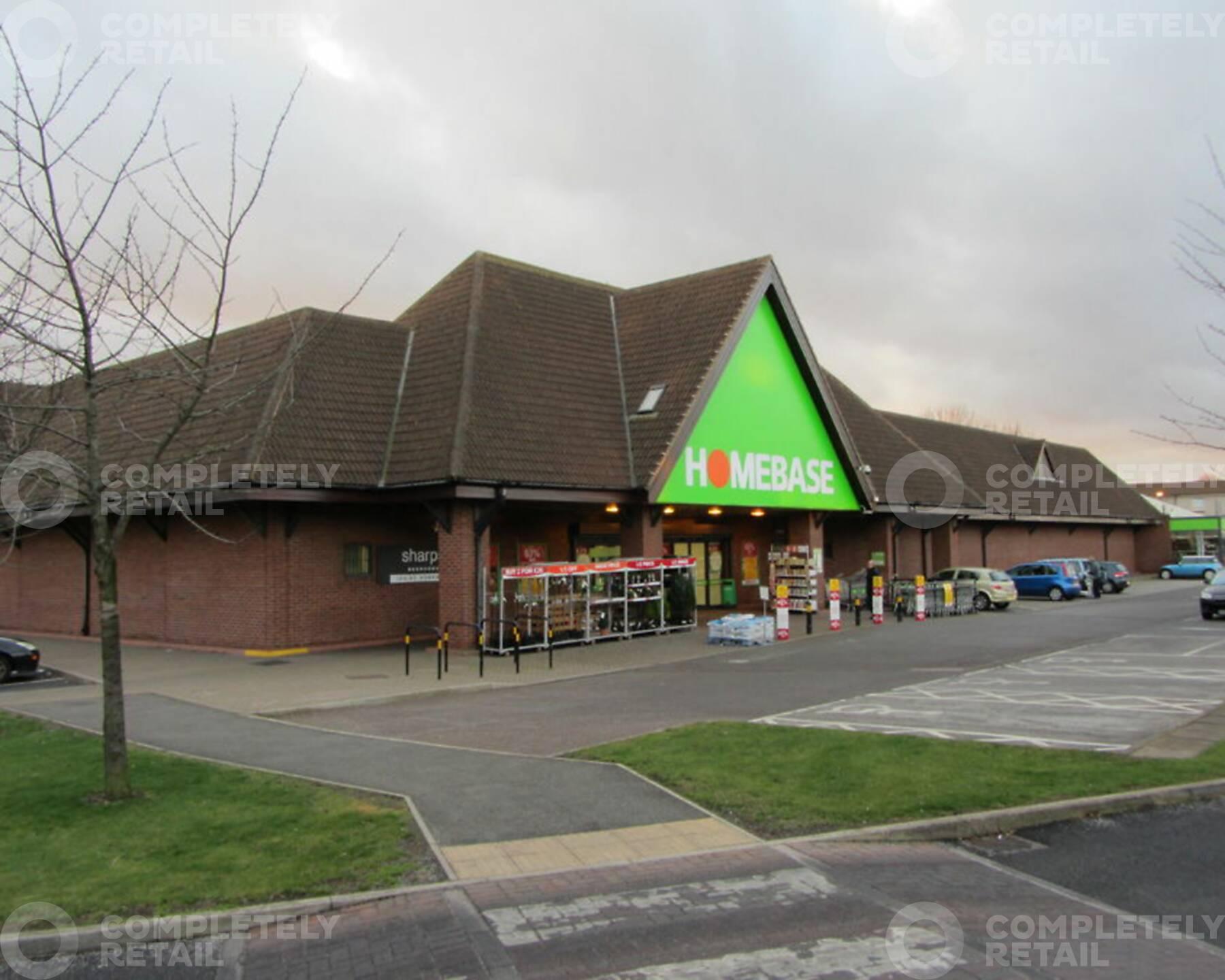 Madford Retail Park