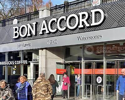 Bon Accord Shopping Centre