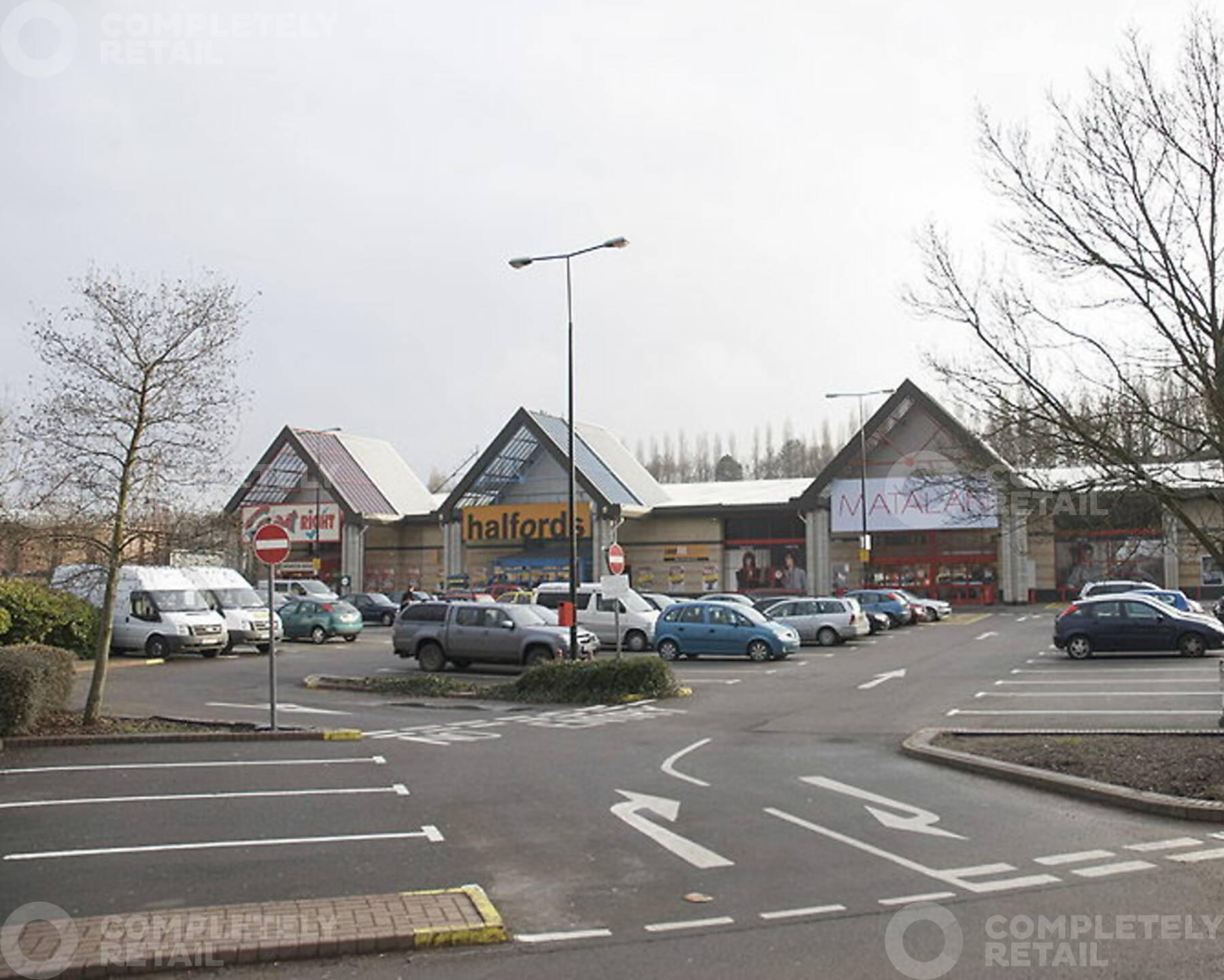 Abbey View Retail Park