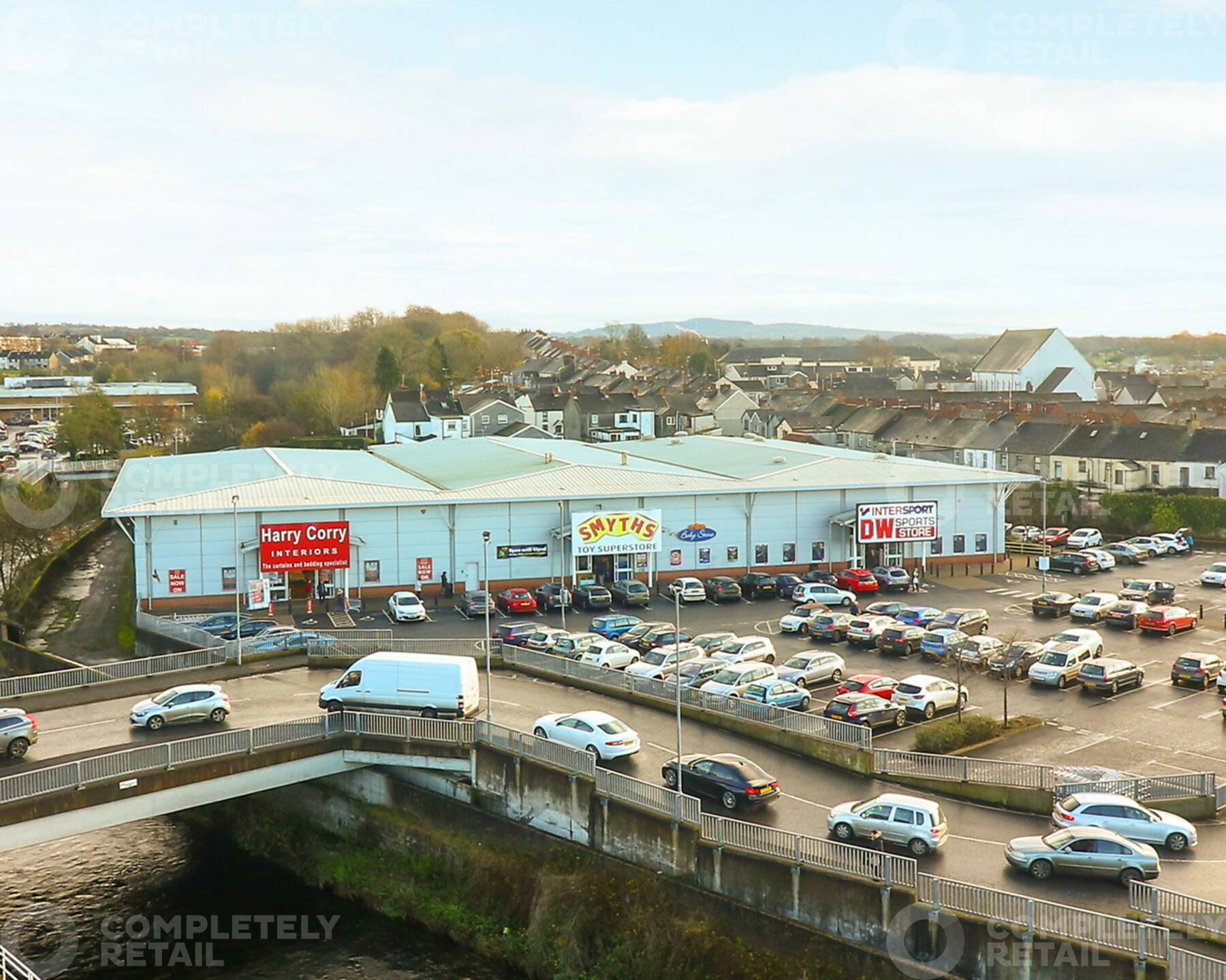 Braidwater Retail Park, Phase II