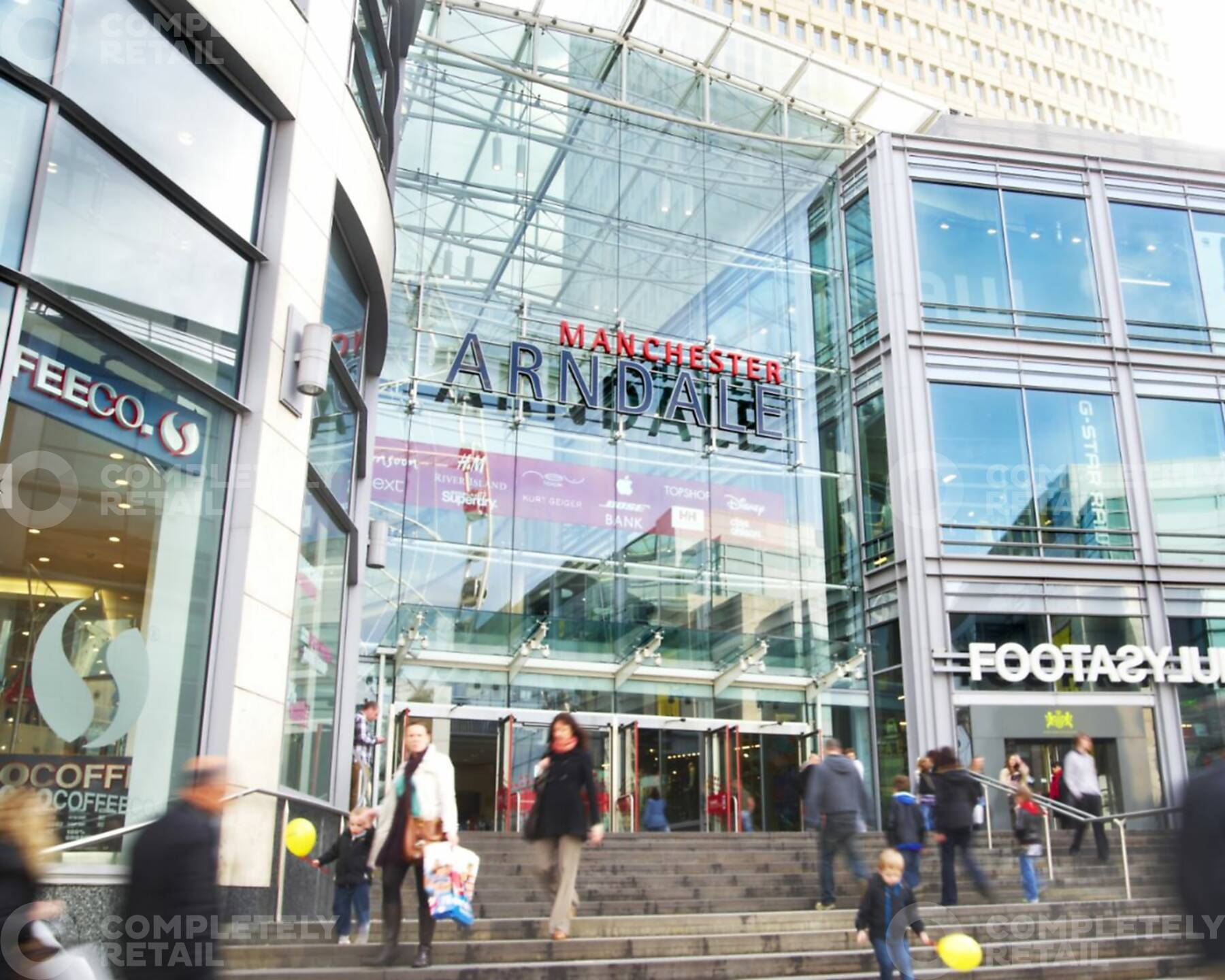 Manchester Arndale Shopping Centre