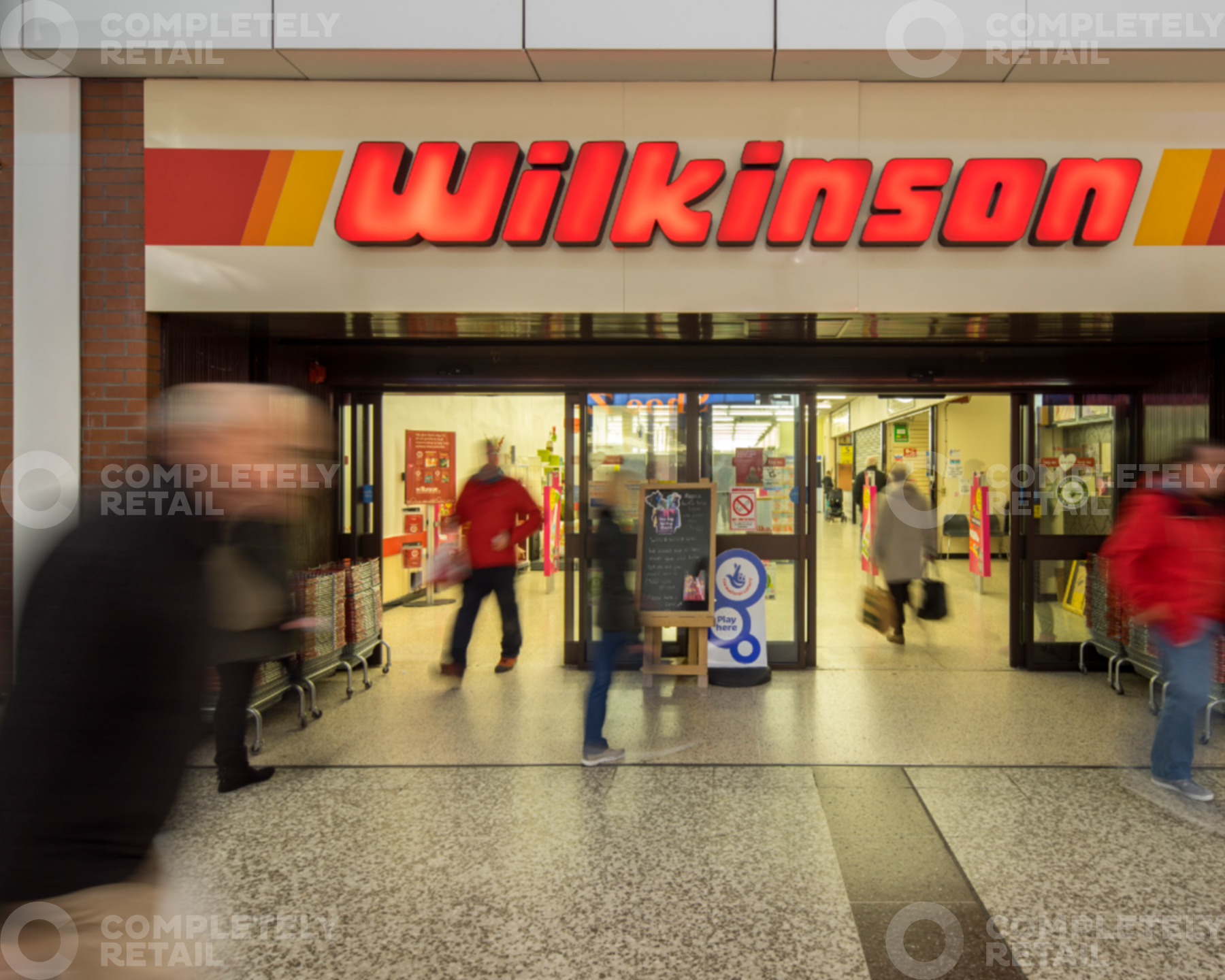 The Beacon Shopping Centre
